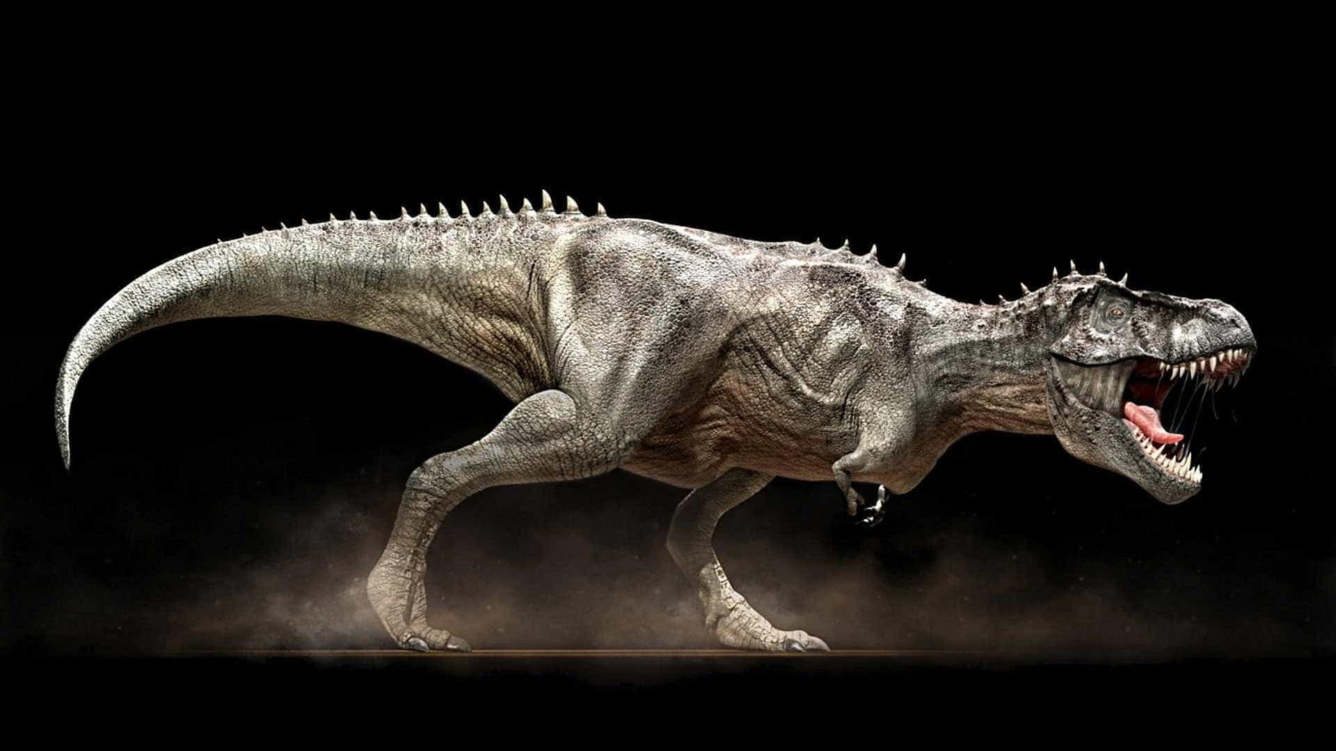 T-Rex era amante sensível por causa do nariz