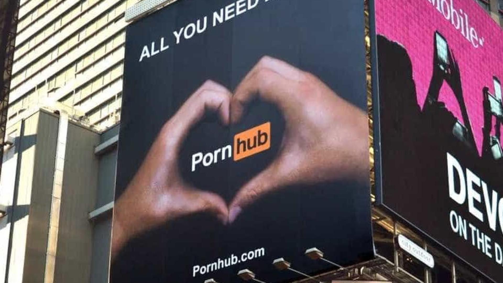 IPhone foi mais popular que Android para acessar a site pornográfico