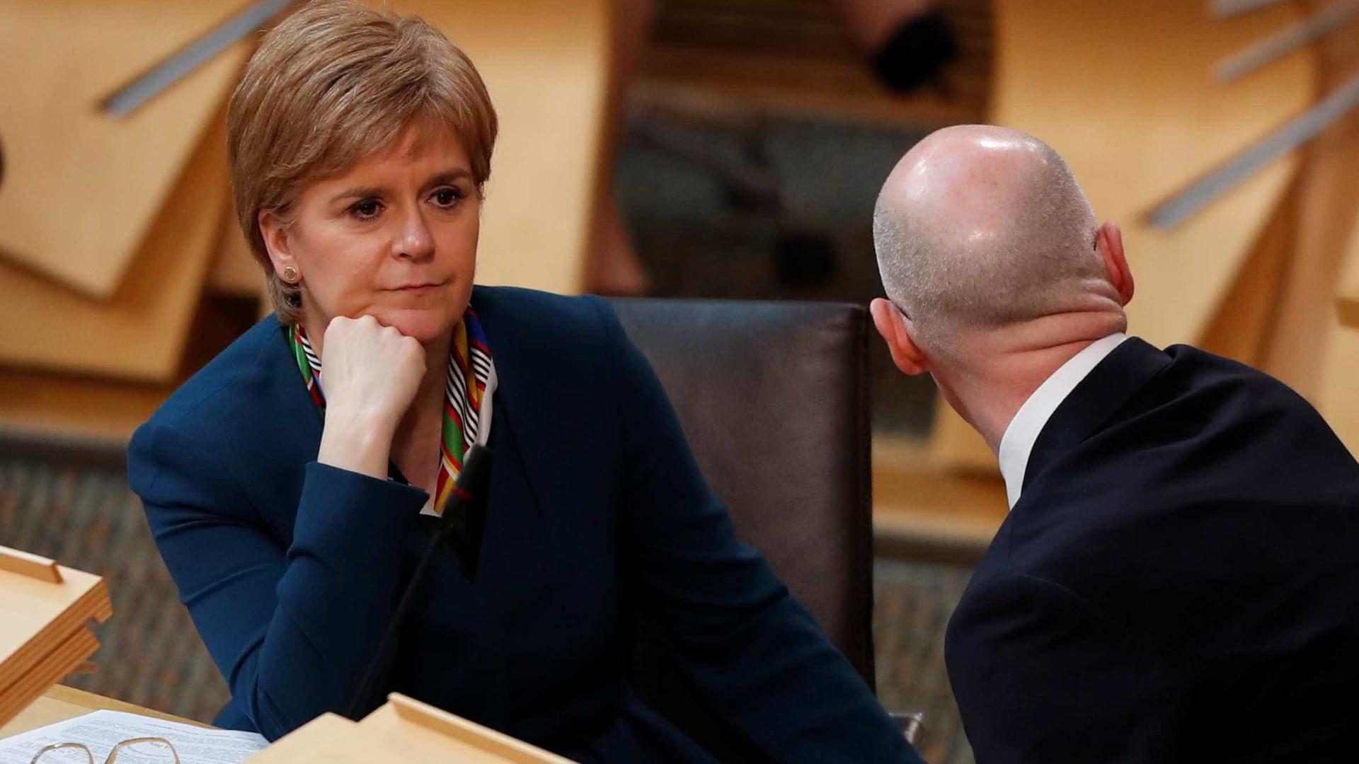'Escócia tem o direito de escolher seu futuro', diz premier