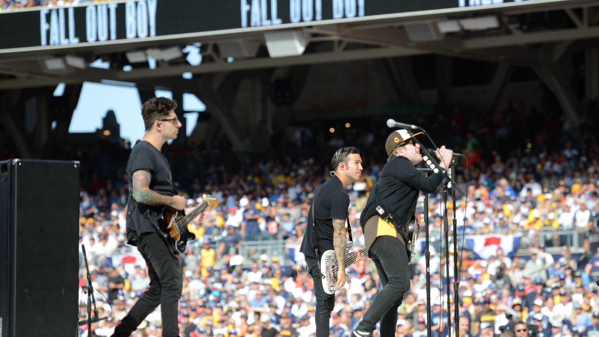 Fall Out Boy substitui Billy Idol no Rock in Rio