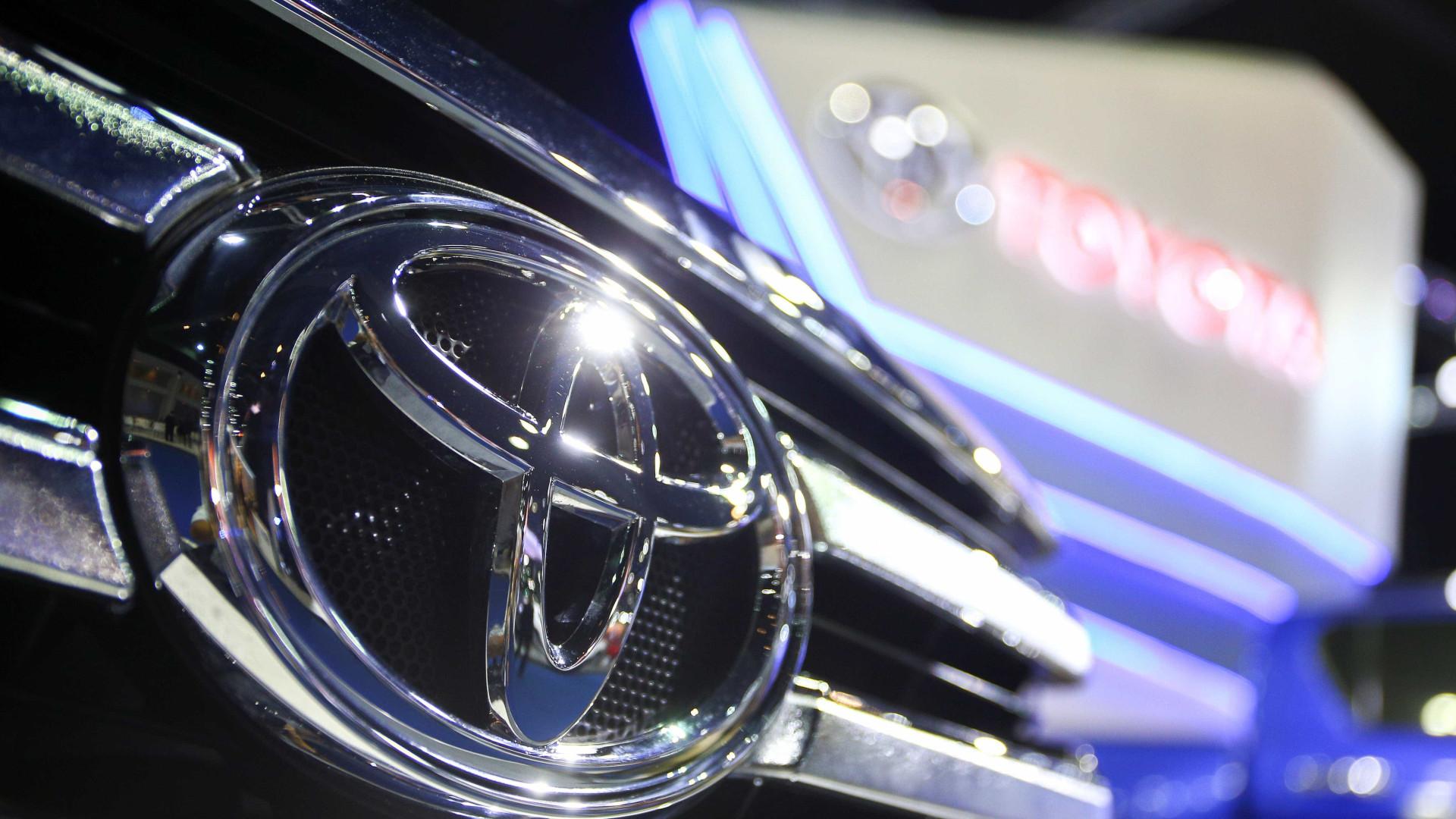 Toyota anuncia investimento de R$ 1 bi em fábrica de SP