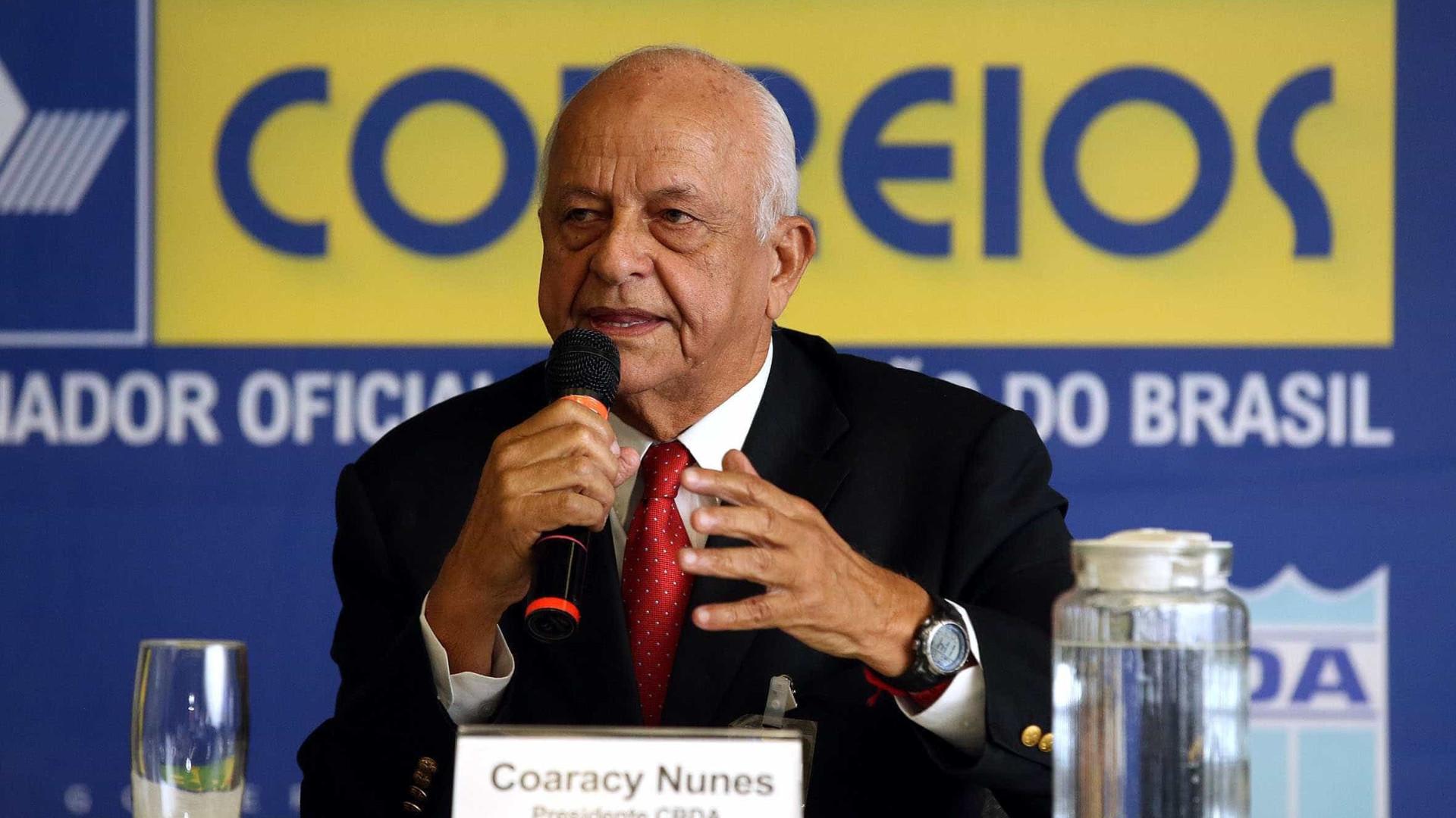 Coaracy Nunes é condenado à prisão por desvio de dinheiro público