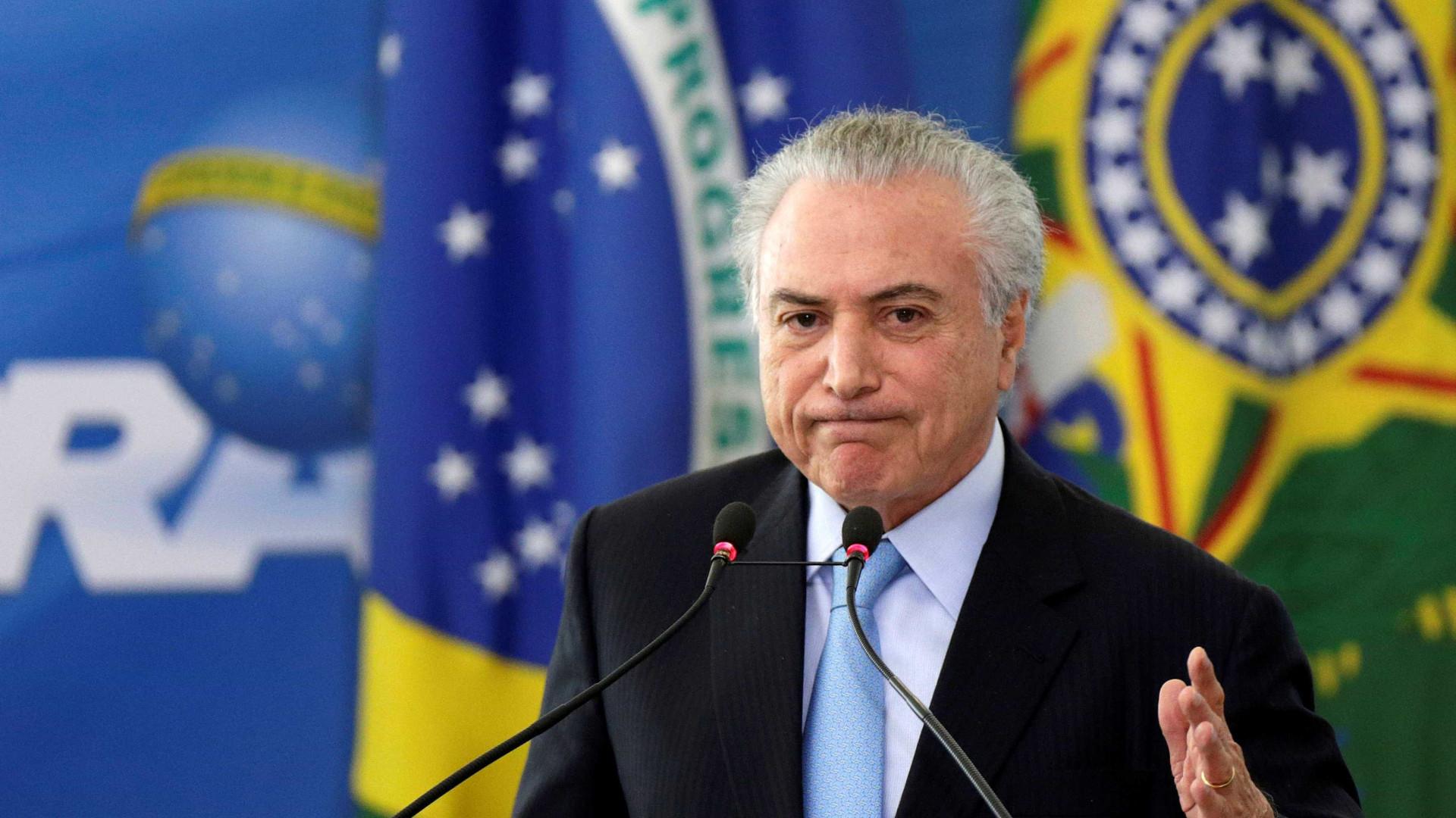 Acordo do Refis foi fechado em reunião com Temer, diz relator