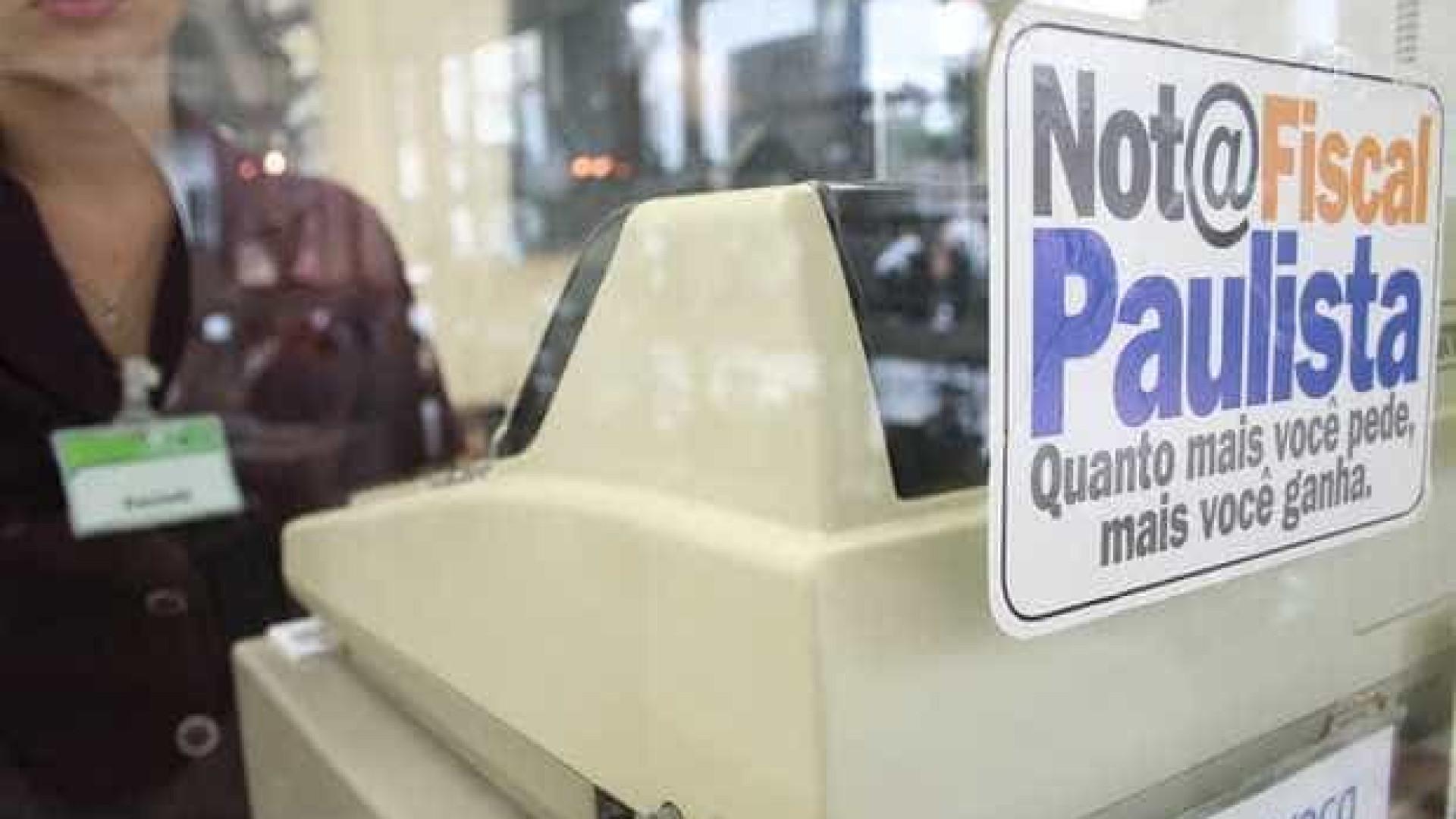 Consumidores podem receber R$ 24,3 milhões em créditos da Nota Paulista