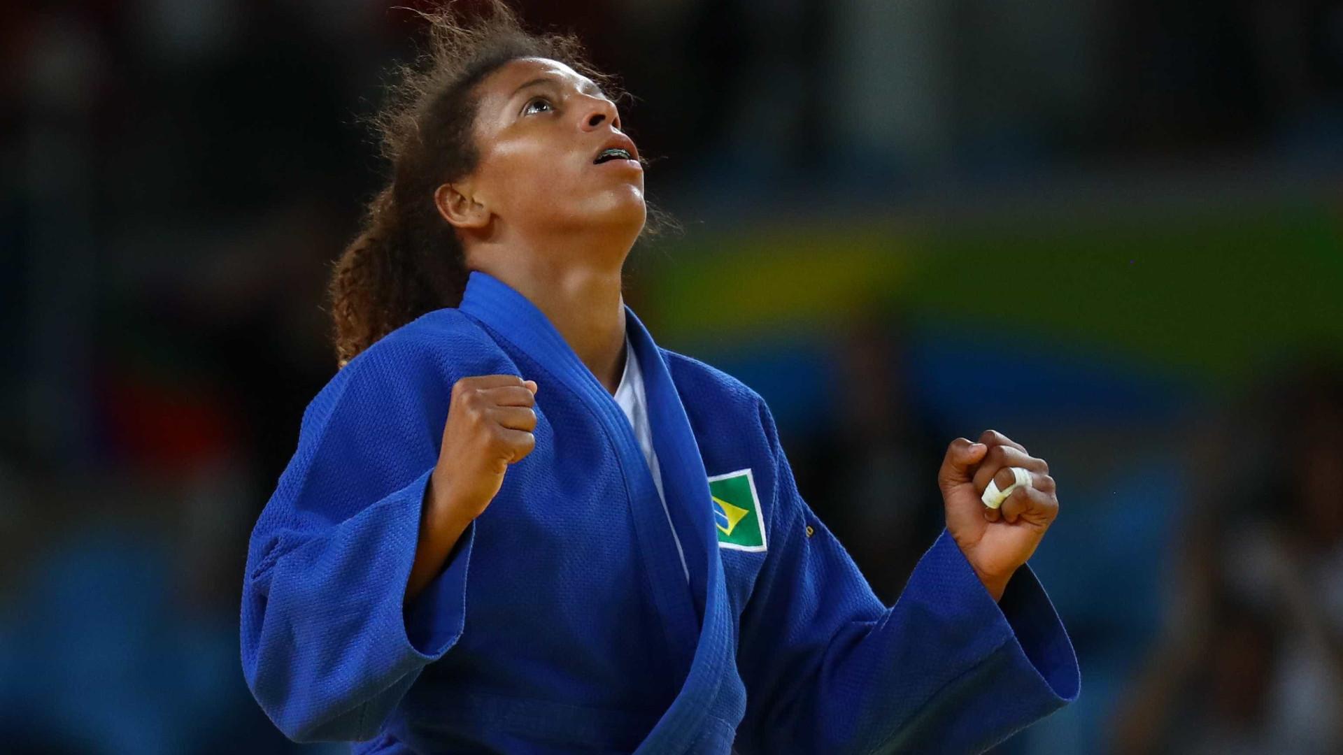 Campeã mundial e olímpica, Rafaela Silva é flagrada no antidoping