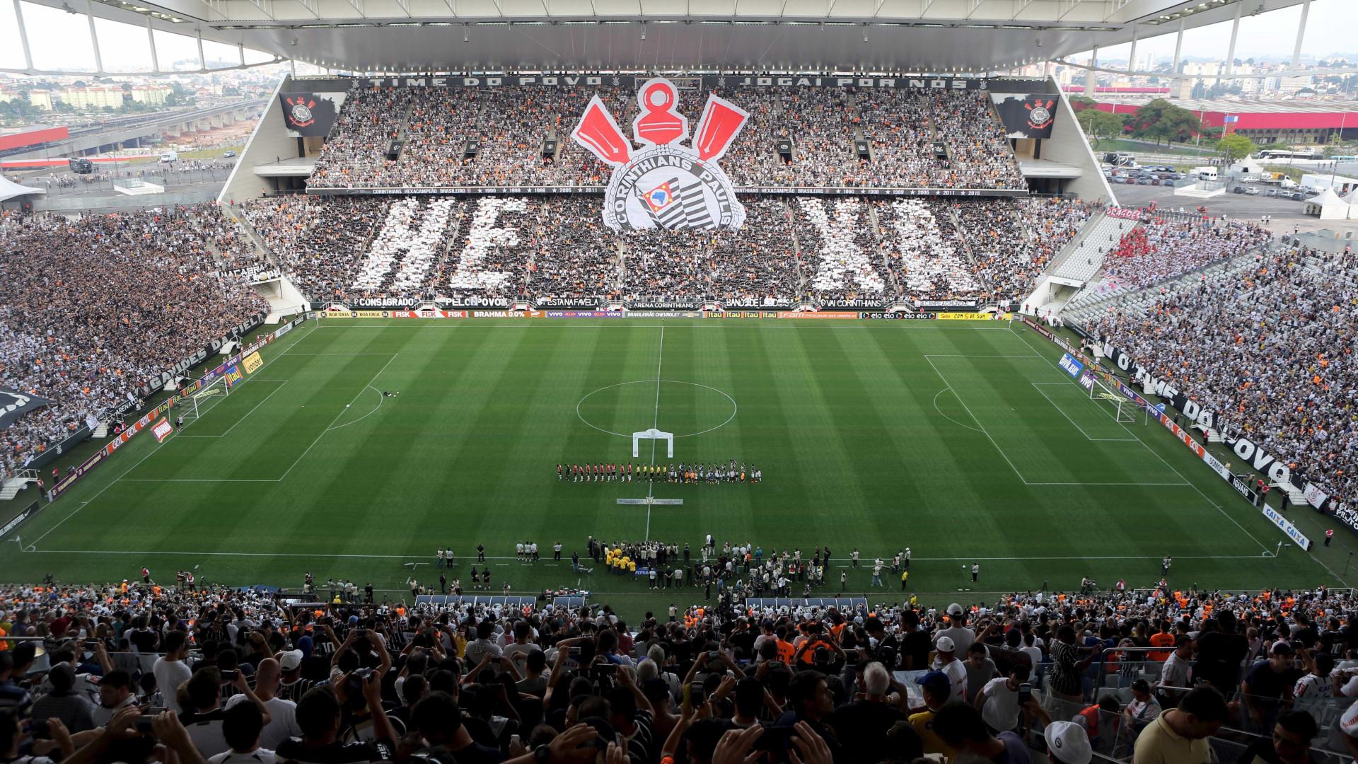 Arena Corinthians substituirá Allianz Parque como sede da Copa América