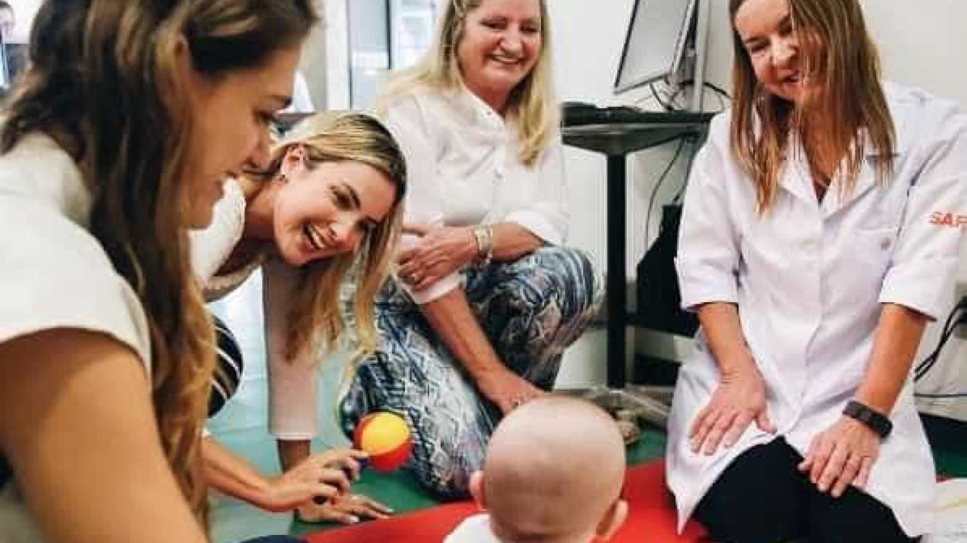 Marcela Temer publica em rede social vídeo divulgando 'Criança Feliz'