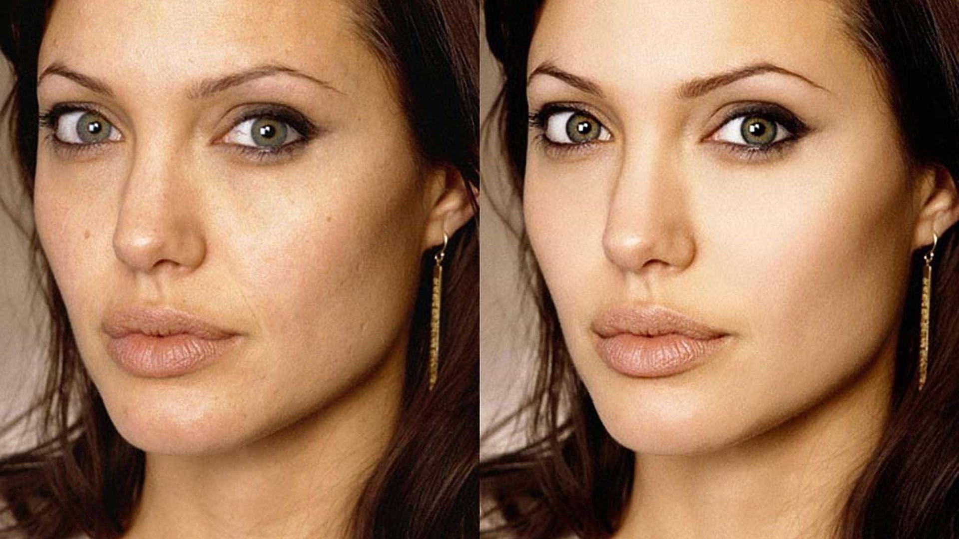 e27084737 Muita tecnologia: compare as celebridades após uso do Photoshop