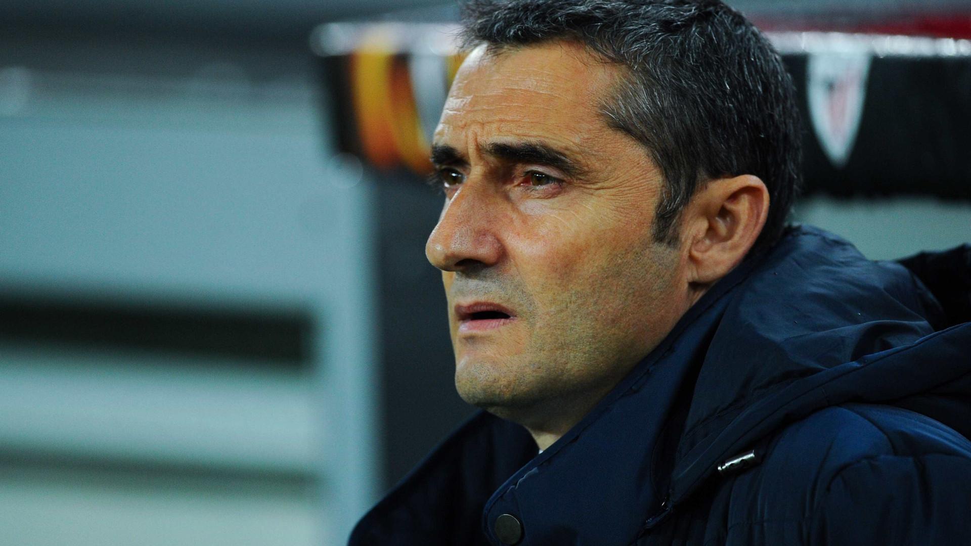 Presidente do Barcelona garante Valverde como treinador