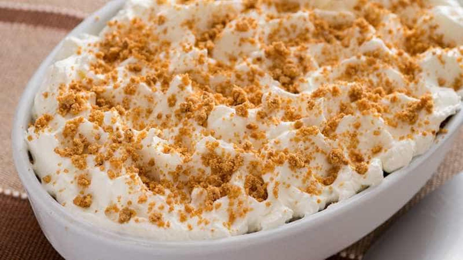 Paçoca gelada é a mais nova versão do adorado doce brasileiro; receita