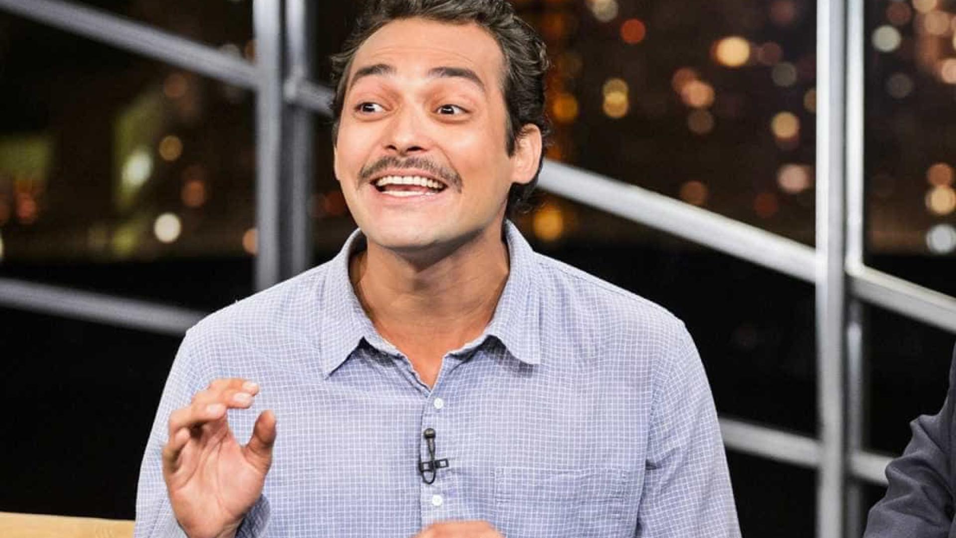 "Sterblitch fica na ""geladeira"" na Globo, mas deve estrear no Multishow"