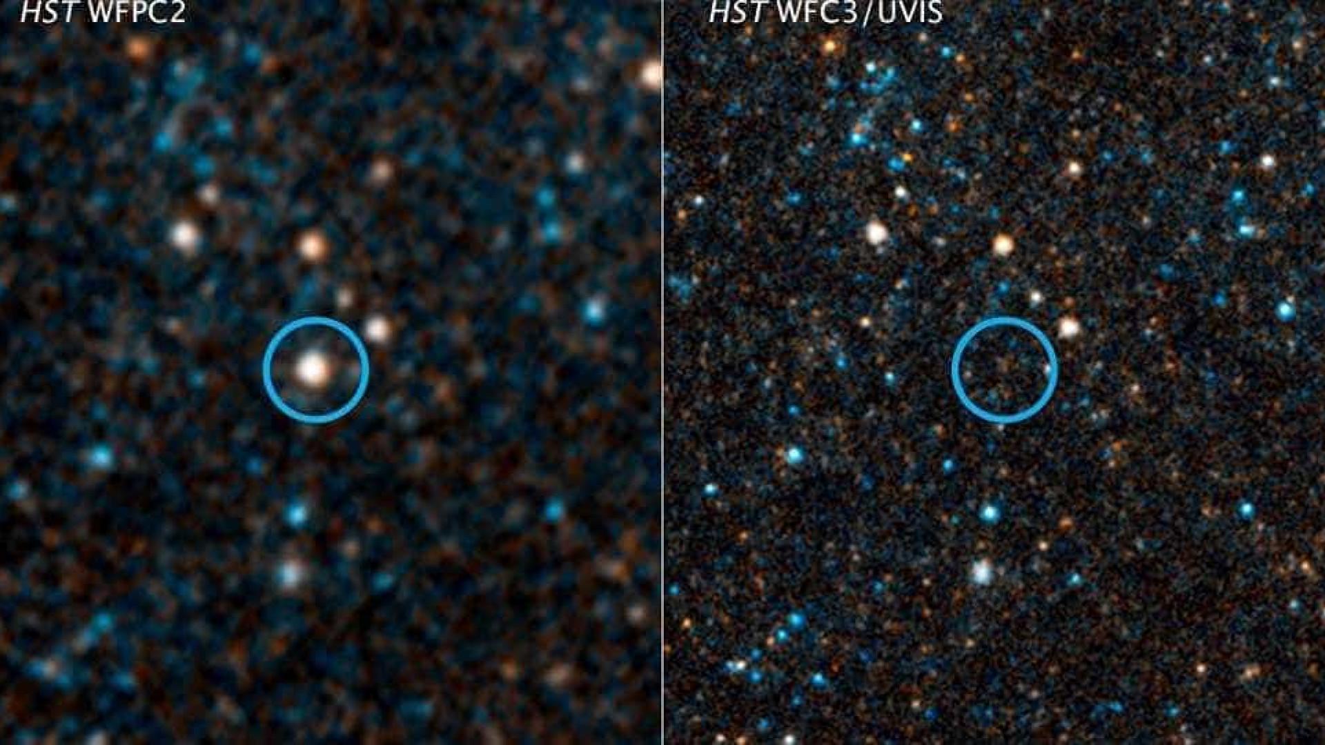 Mistério: estrela N6946-BH1 desaparece misteriosamente no espaço