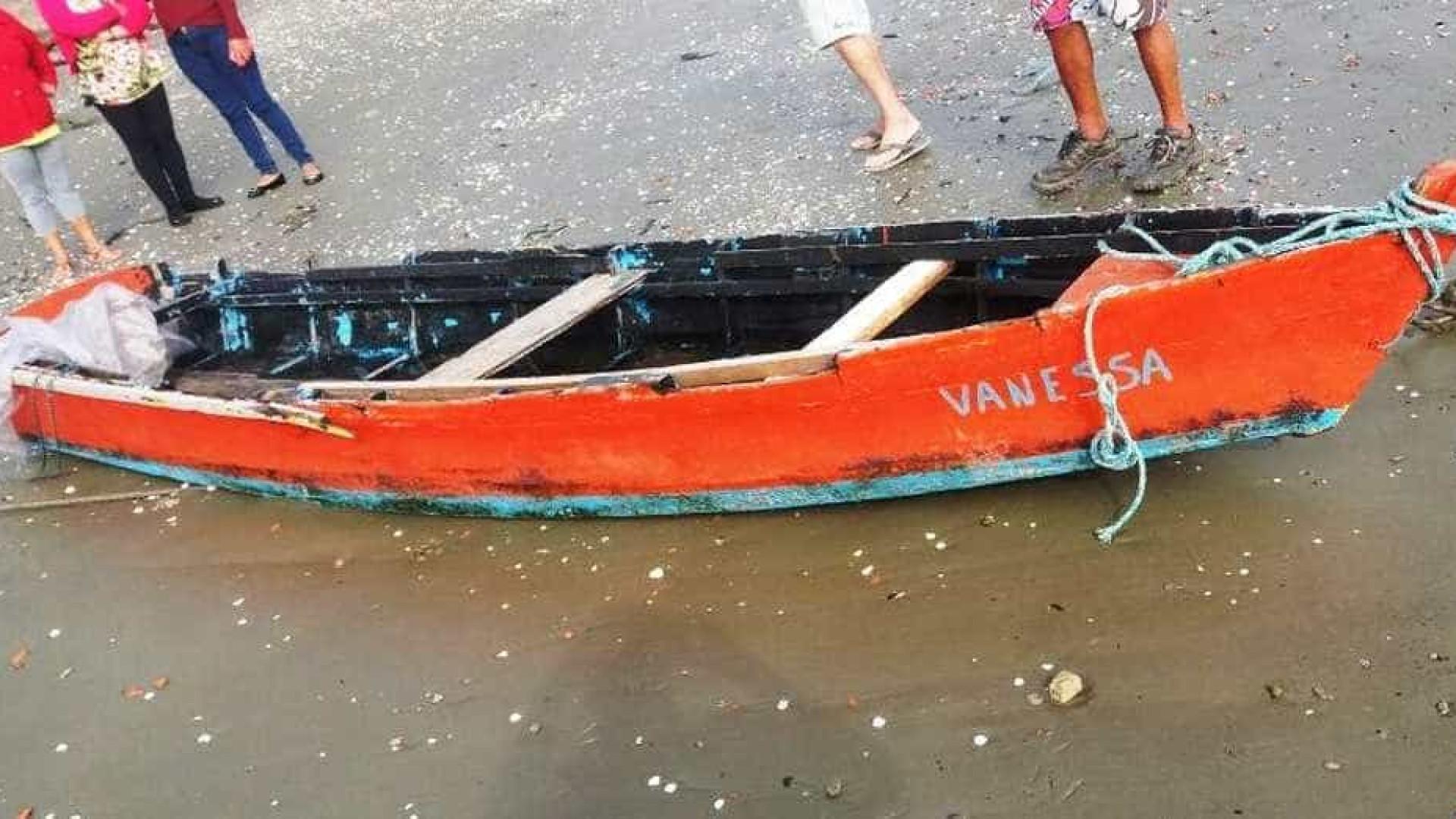 Corpo de homem é encontrado  a 12 km de orla de São Paulo