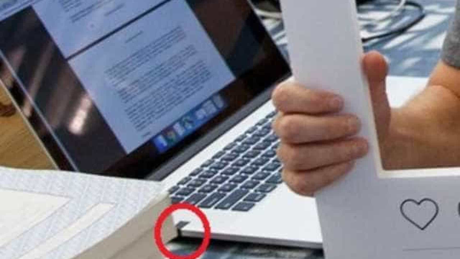 Cobrir câmera de laptop com fita para se proteger; mito ou verdade?