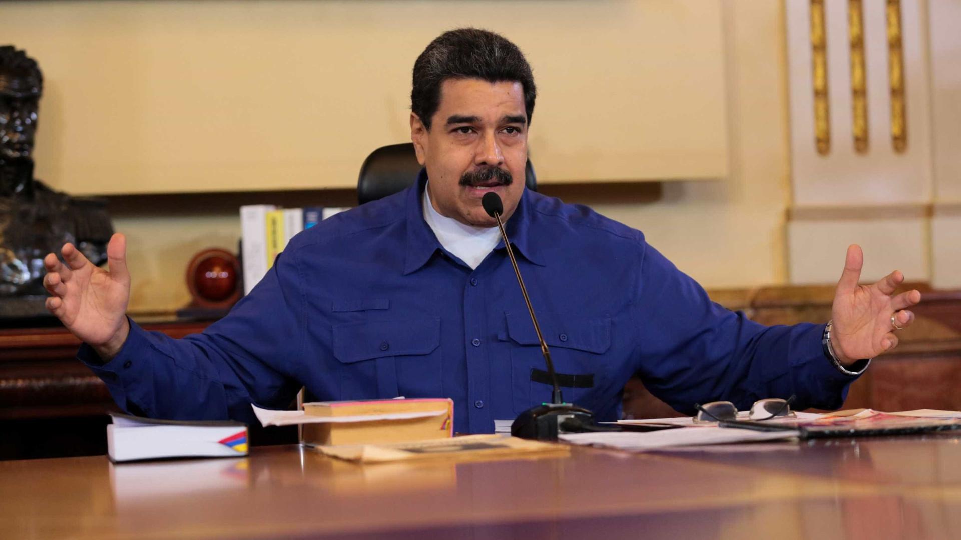 Maduro pede 'punição máxima' para  atacantes da base militar