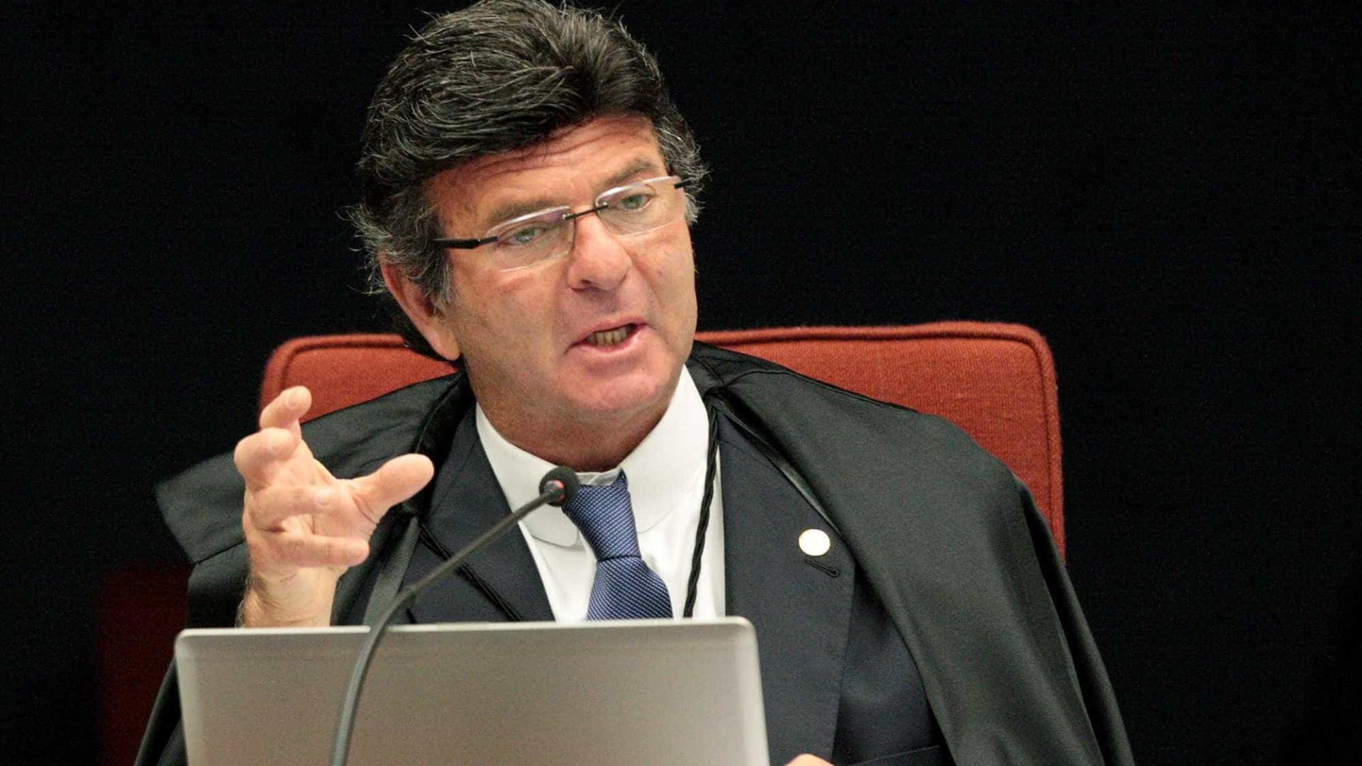 Fux diz que a criação de uma nova CPMF seria 'contraditória'