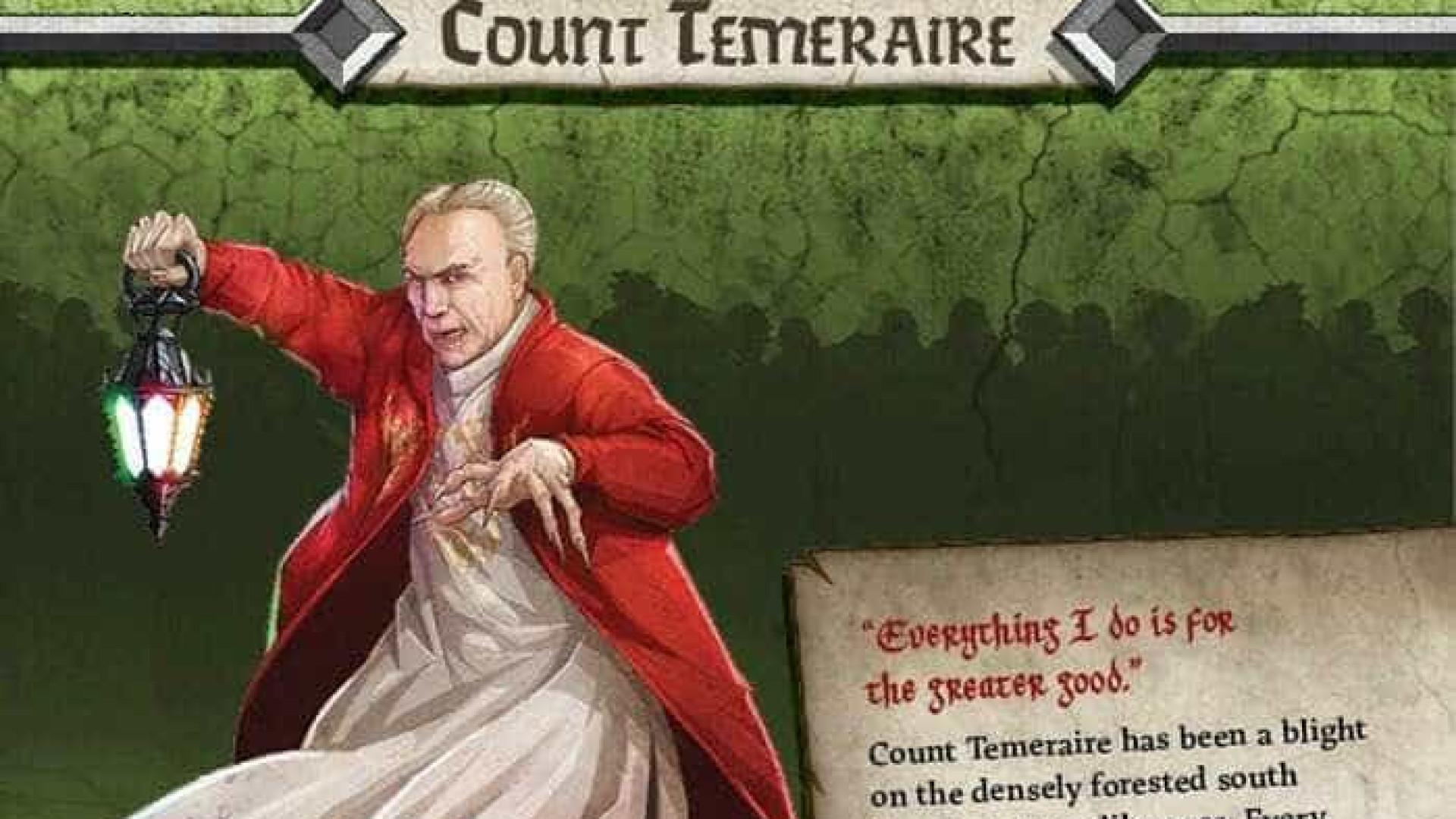 Jogo de tabuleiro faz  referência a 'Michel Temer vampiro'