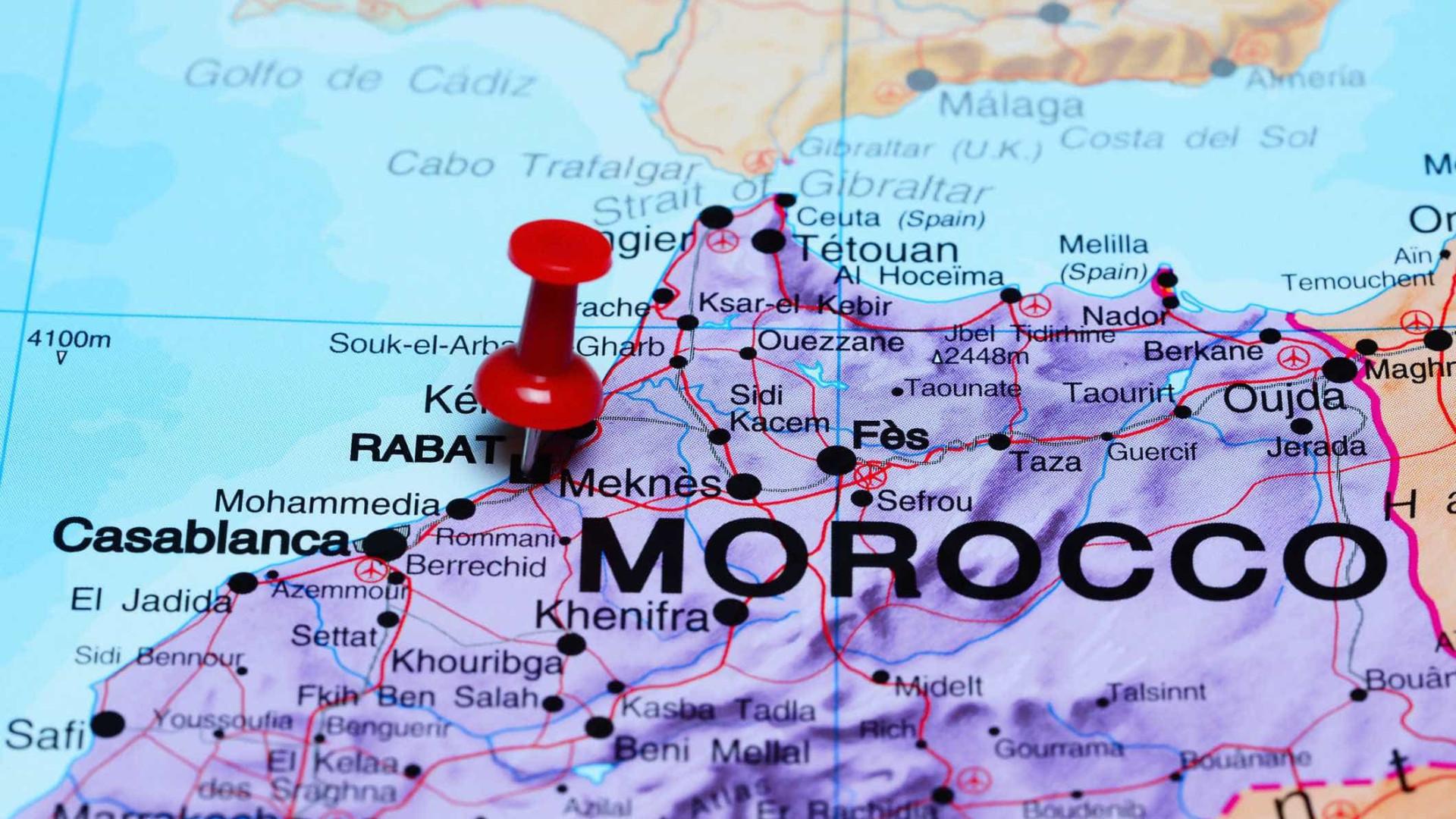 Inundação arrasta ônibus no Marrocos e deixa 17 mortos