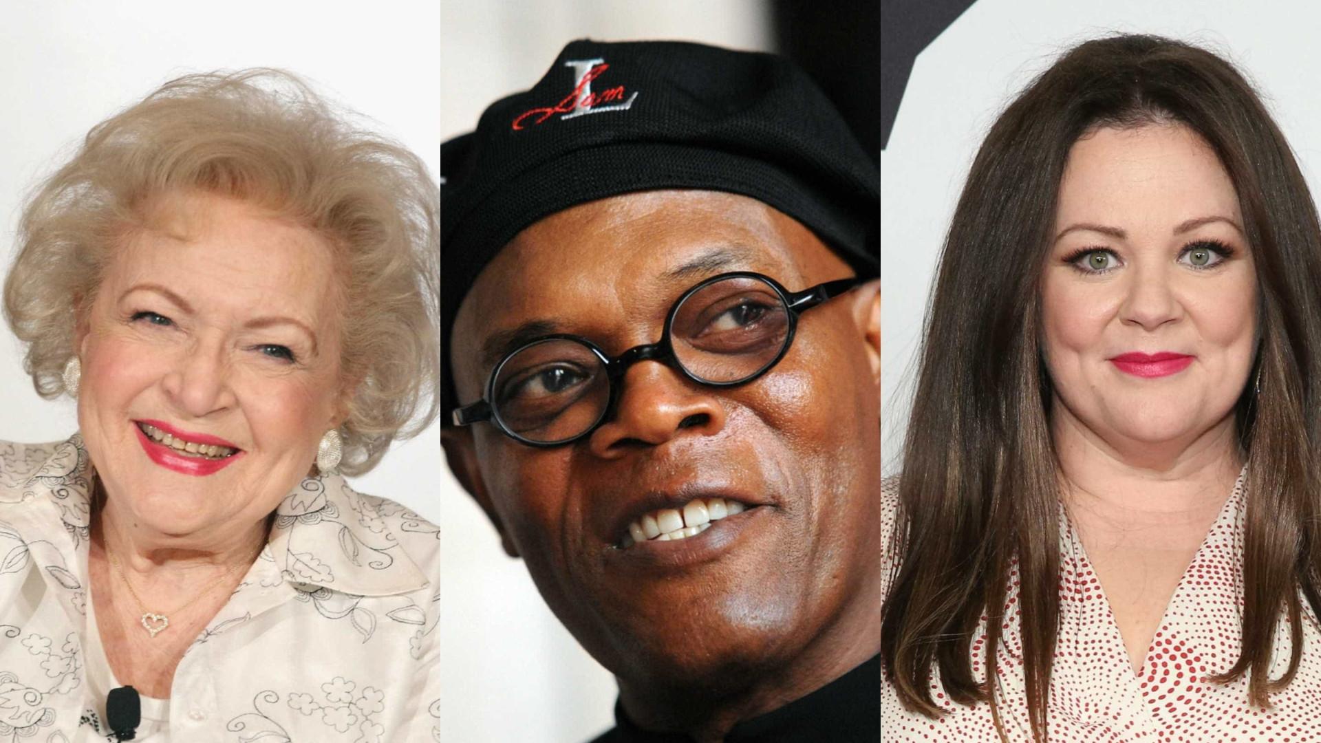 Estas pessoas só atingiram a fama depois dos 40 anos!