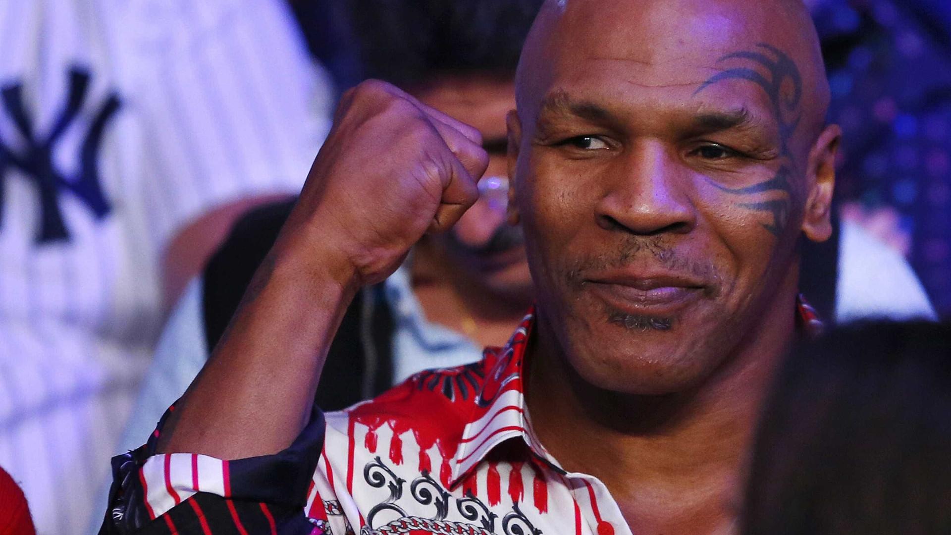 Estrelas do boxe demonstram interesse em lutar contra Mike Tyson