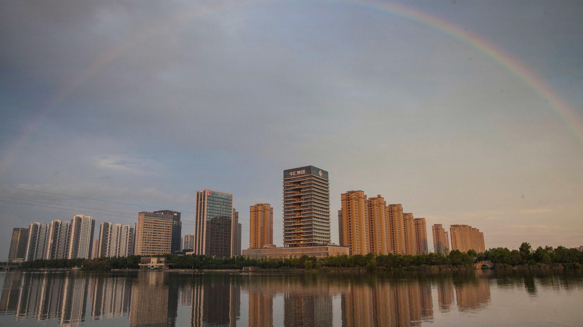 Vendas de moradias na China têm expansão anual de 9,9%