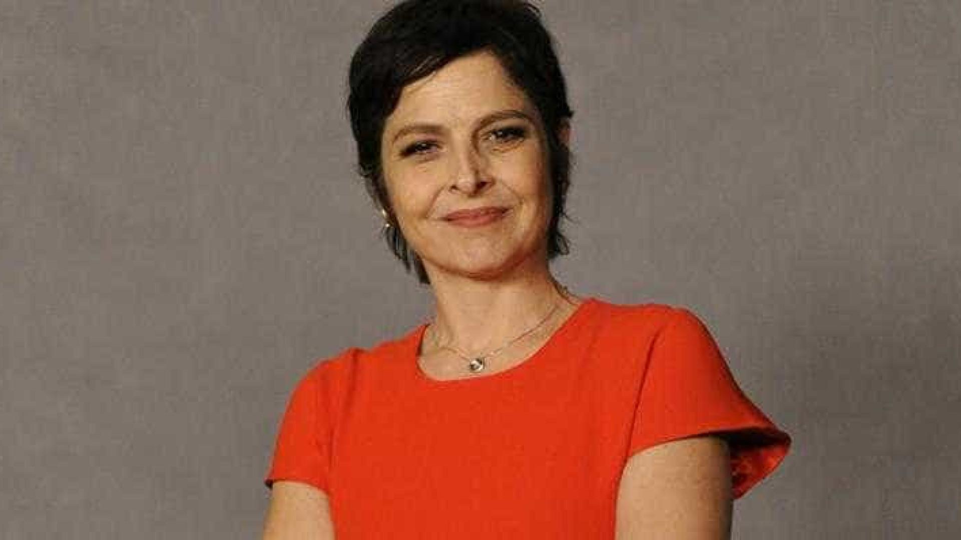 Drica Moraes volta aos estúdios para gravar nova temporada de 'Sob Pressão'
