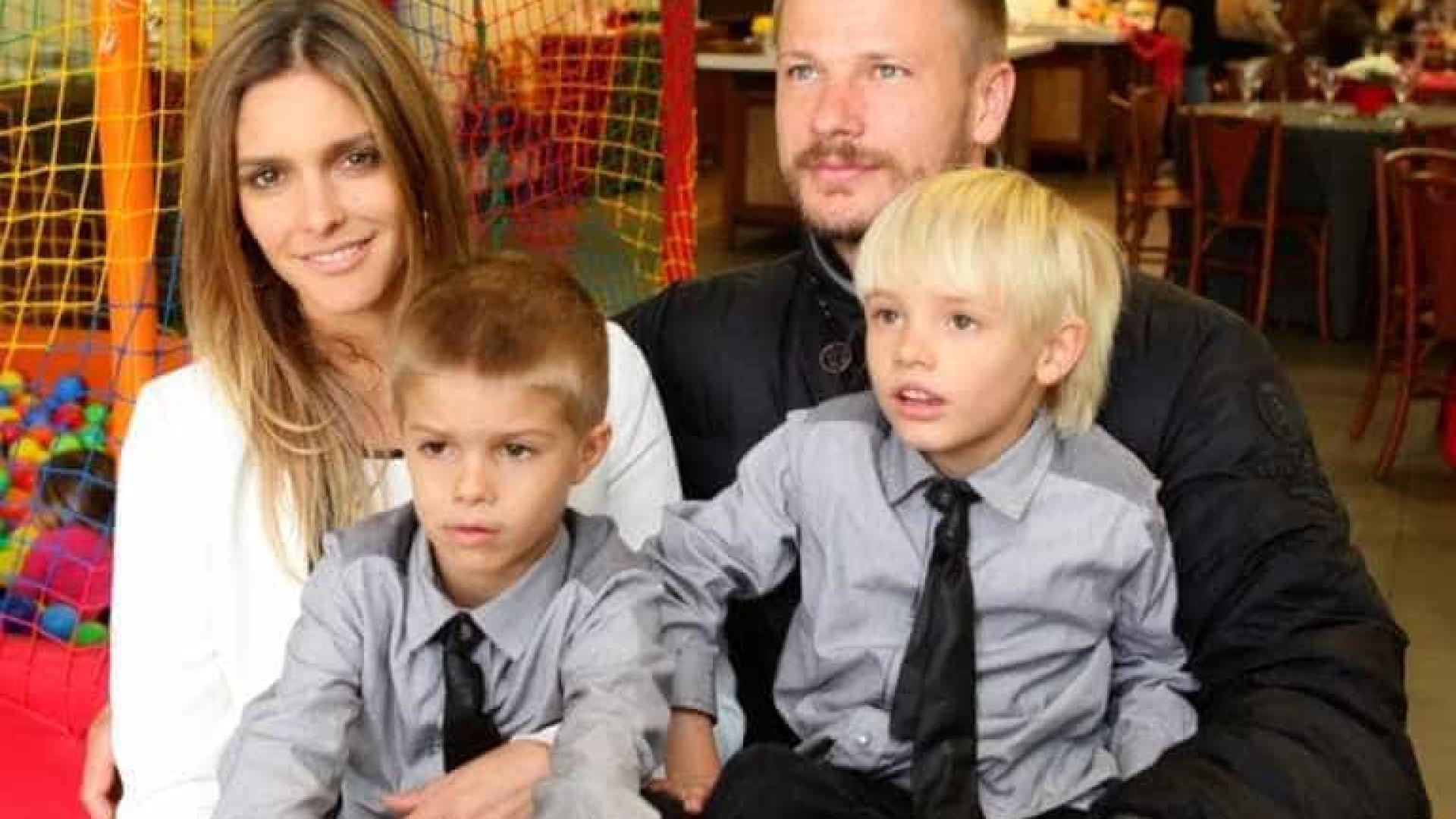 Fernanda Lima decide voltar a morar no Brasil com a família