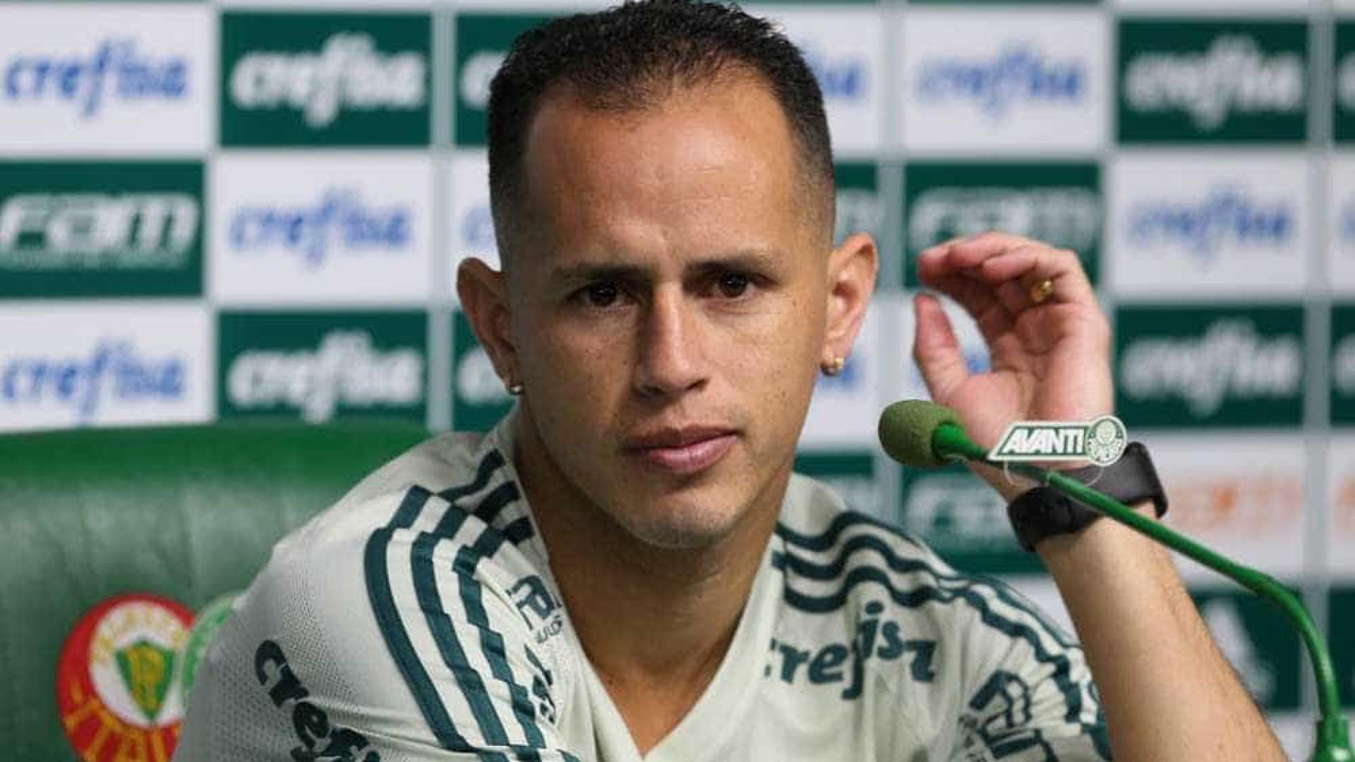 Palmeiras encaminha empréstimo de meia Guerra para o Bahia