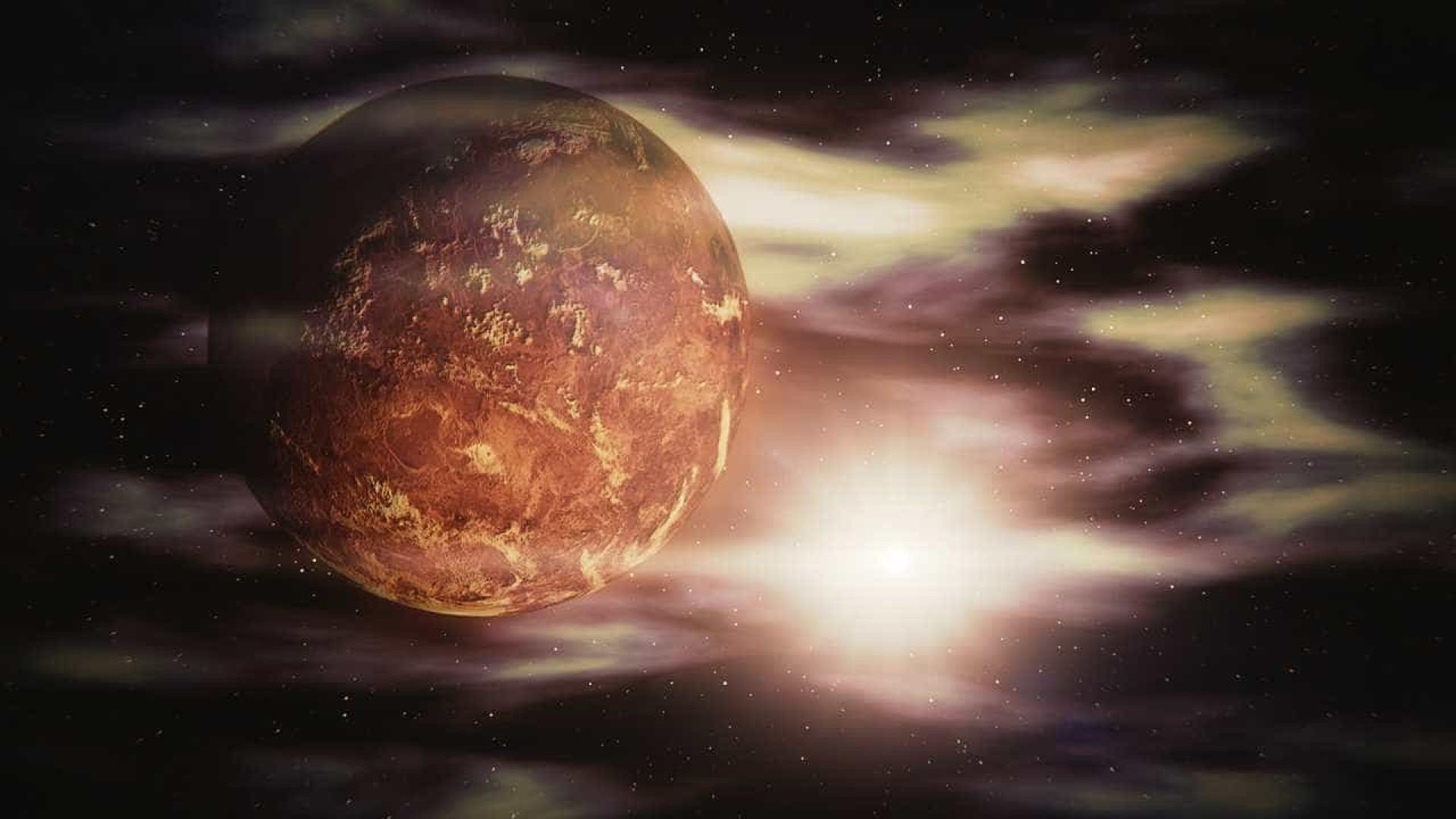 Cientistas desmentem transformação da Terra em Vênus