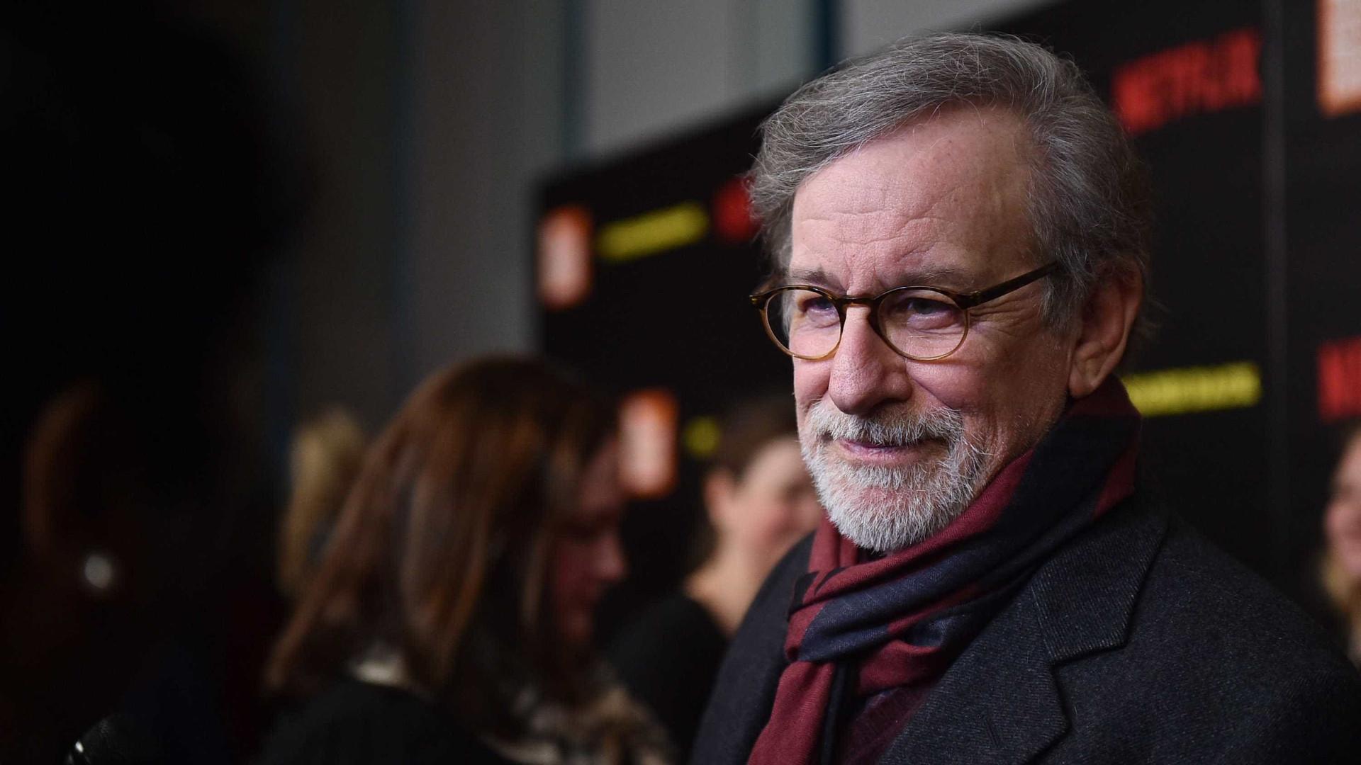 Após prêmios de 'Roma', Steven Spielberg quer barrar Netflix no Oscar