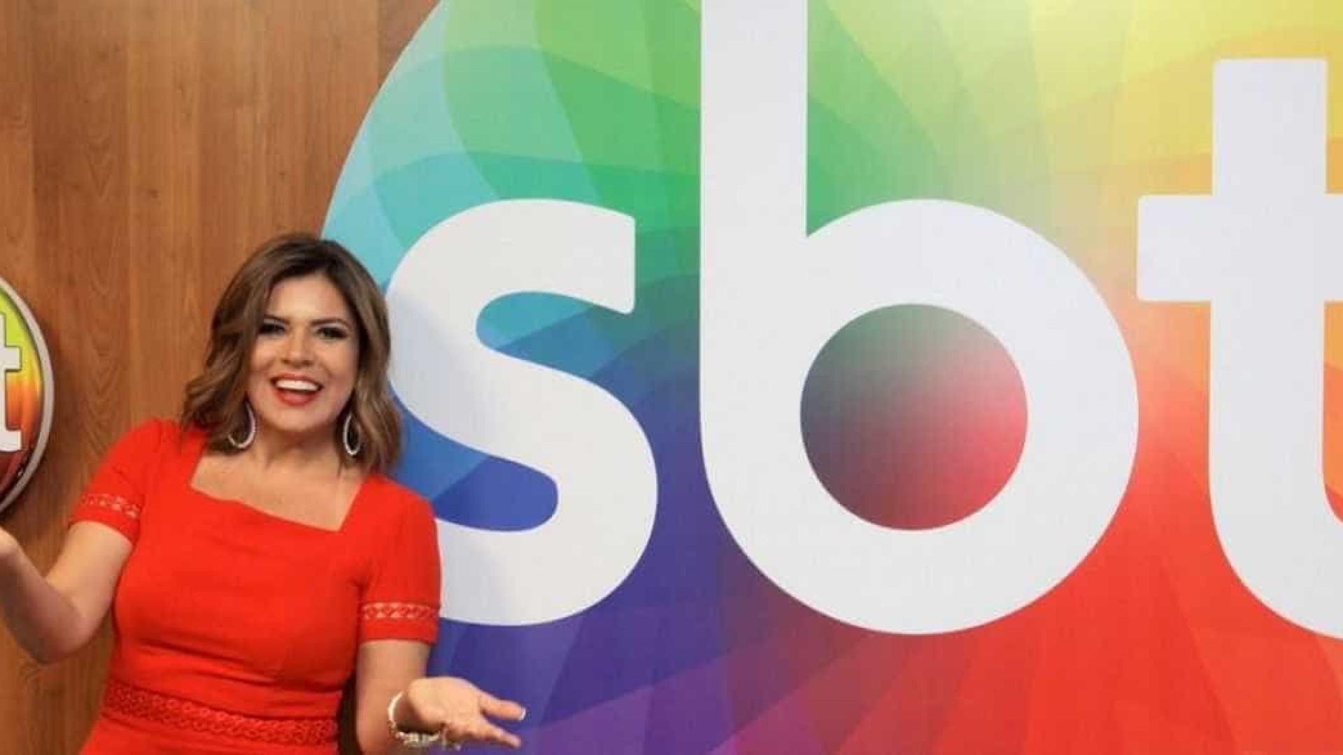 Mara Maravilha implora para voltar à bancada de Ratinho: 'Estou triste'