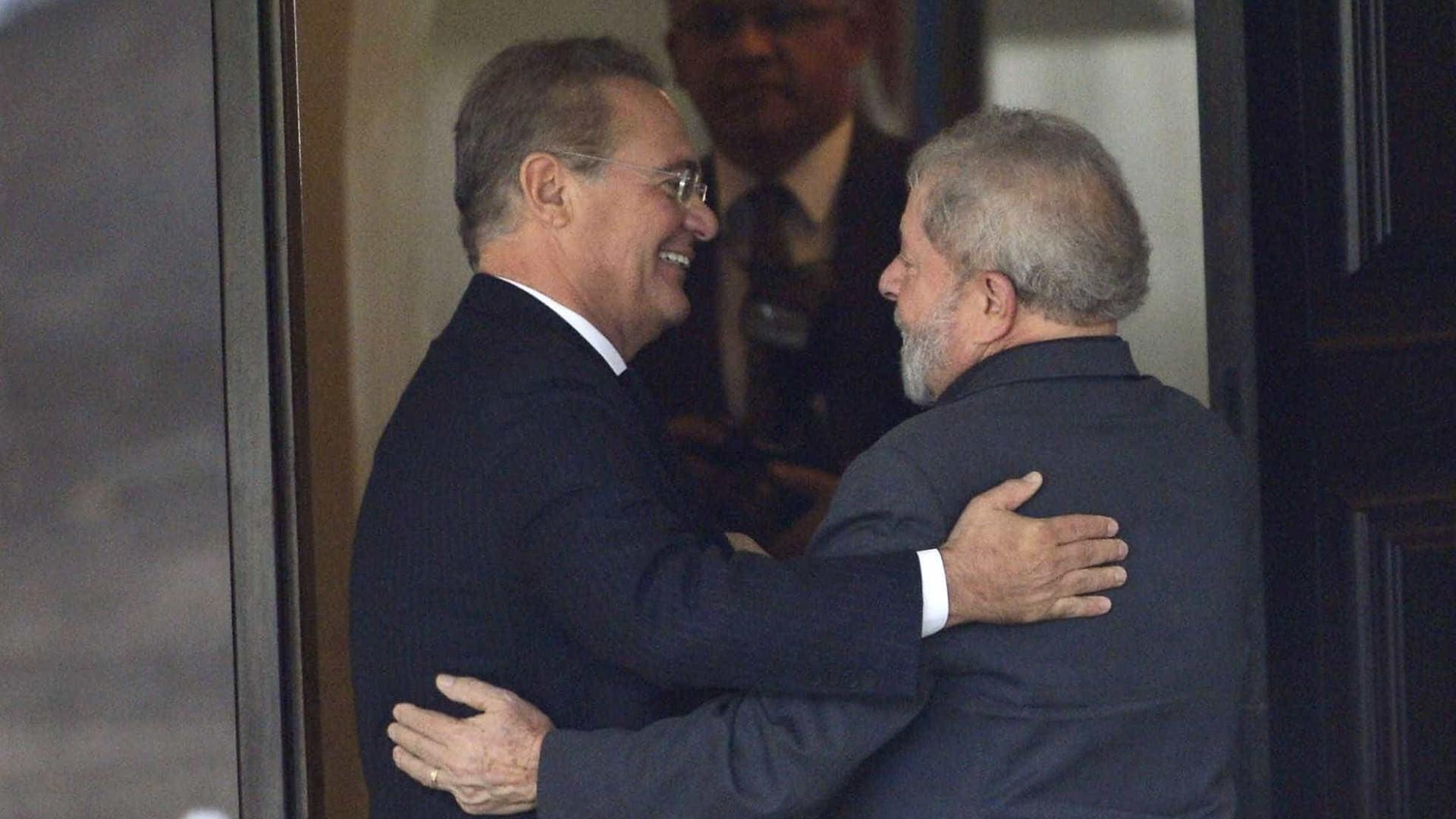 Renan: Tiraram Lula do processo político e deu no que deu, uma fraude à eleição