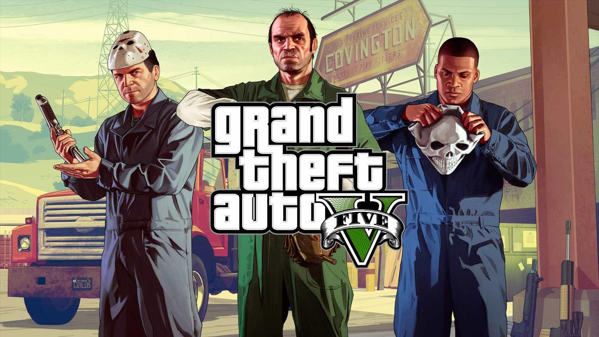 Empresa libera de graça versão do game GTA, mas site trava