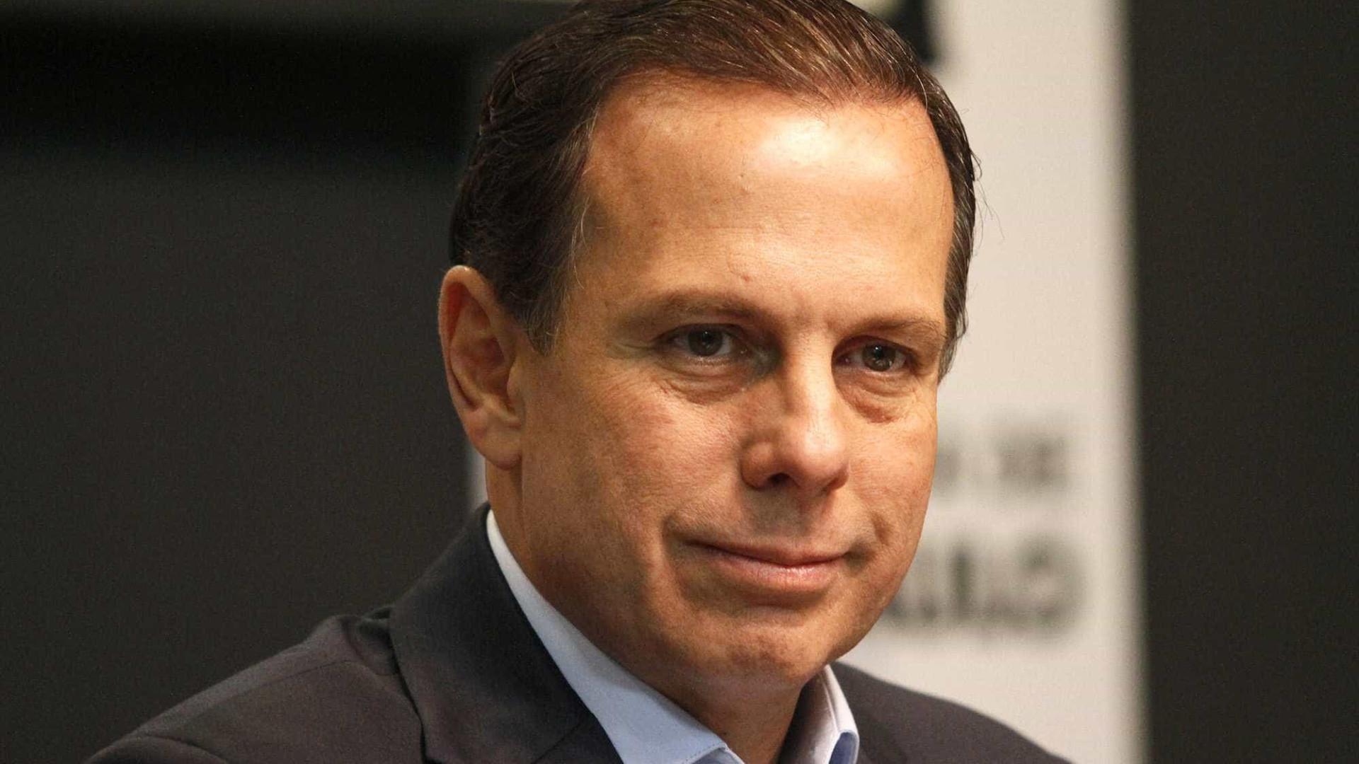 Doria envia projeto para aplicar reforma da Previdência em SP