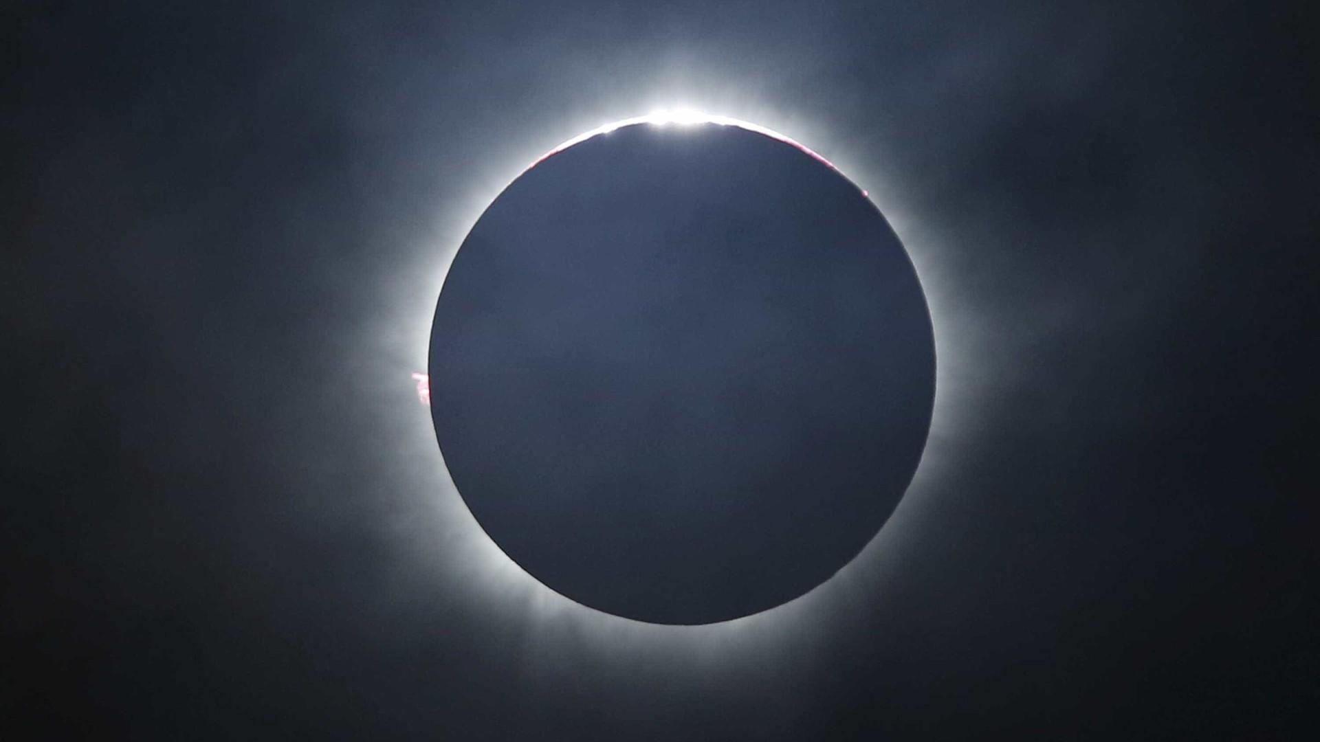 Dezembro terá conjunção de gigantes, eclipse solar e chuva de meteoros