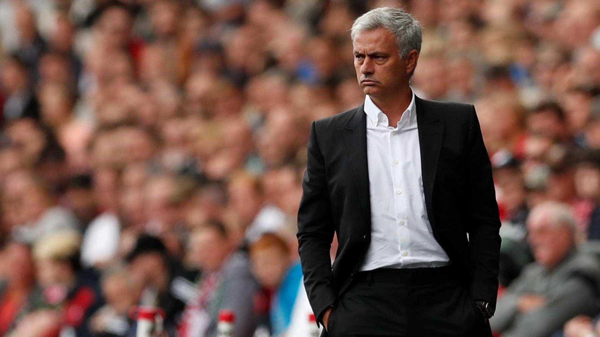 Mourinho evita se empolgar após duas goleadas do Manchester United