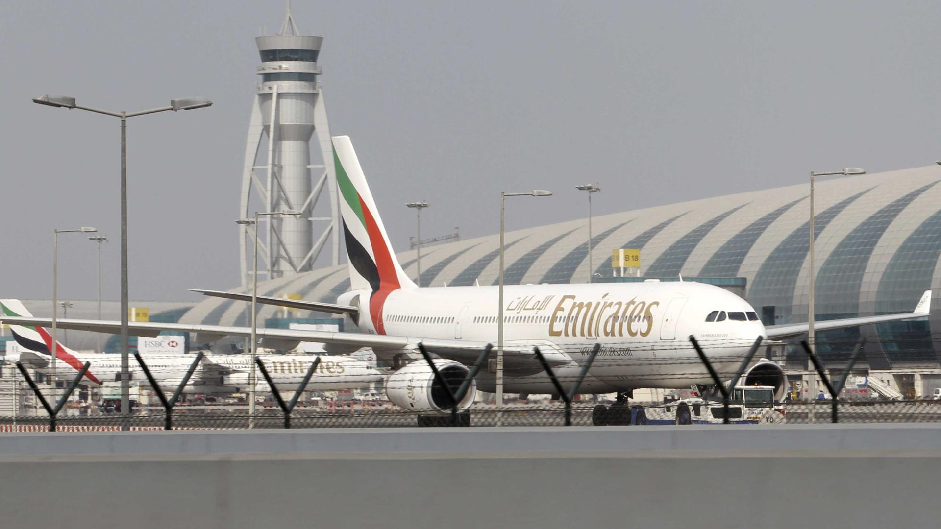Diretor da Emirates renuncia após queda de quase 70% nos lucros