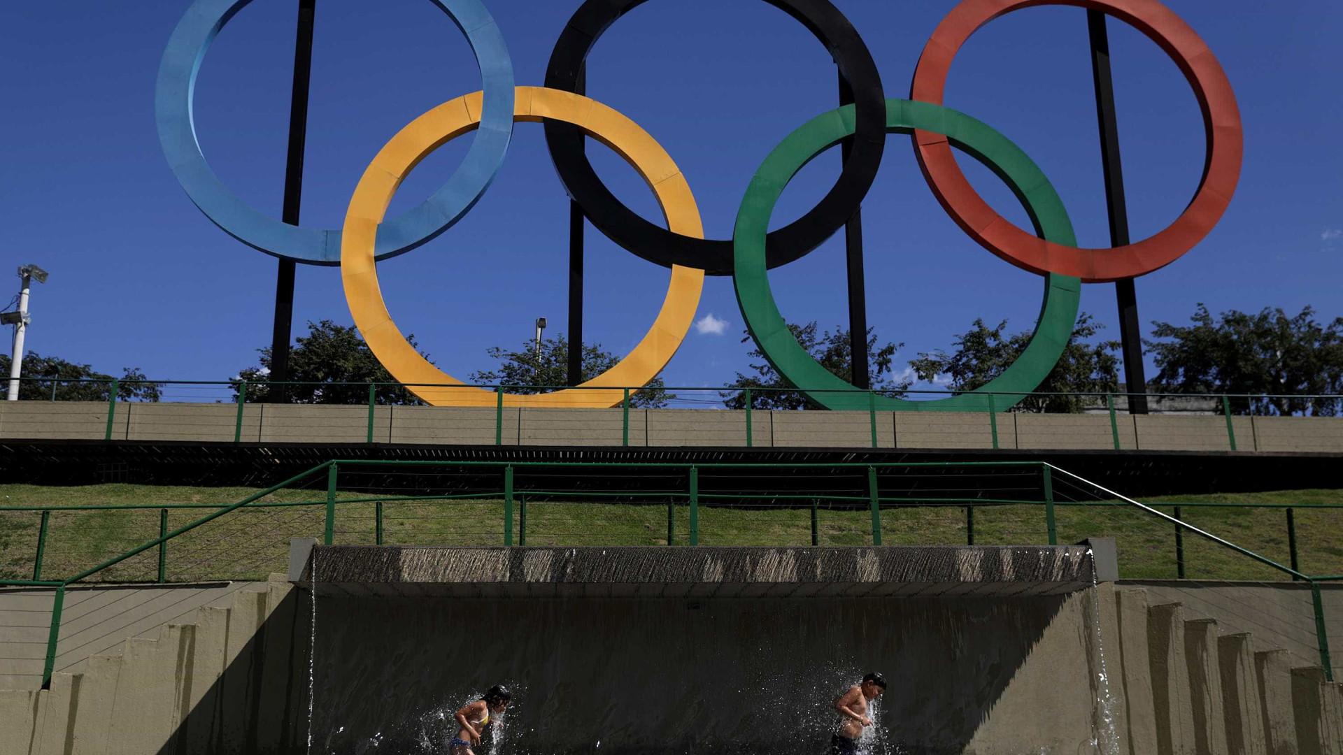 Propriedade do COI, símbolos olímpicos poderão ser usados por atletas