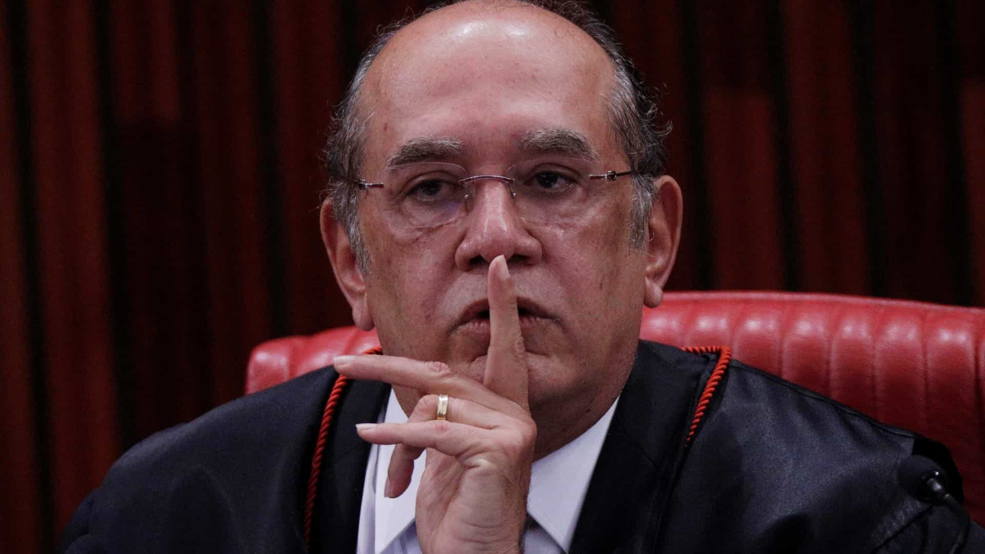 Inquérito de fake news é 'absolutamente regular', diz Gilmar Mendes