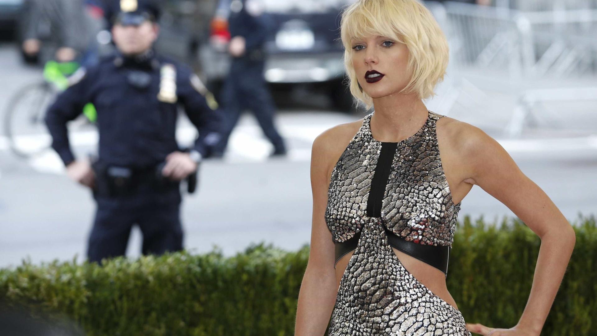 Taylor Swift impede 'Despacito' de quebrar recorde da Billboard