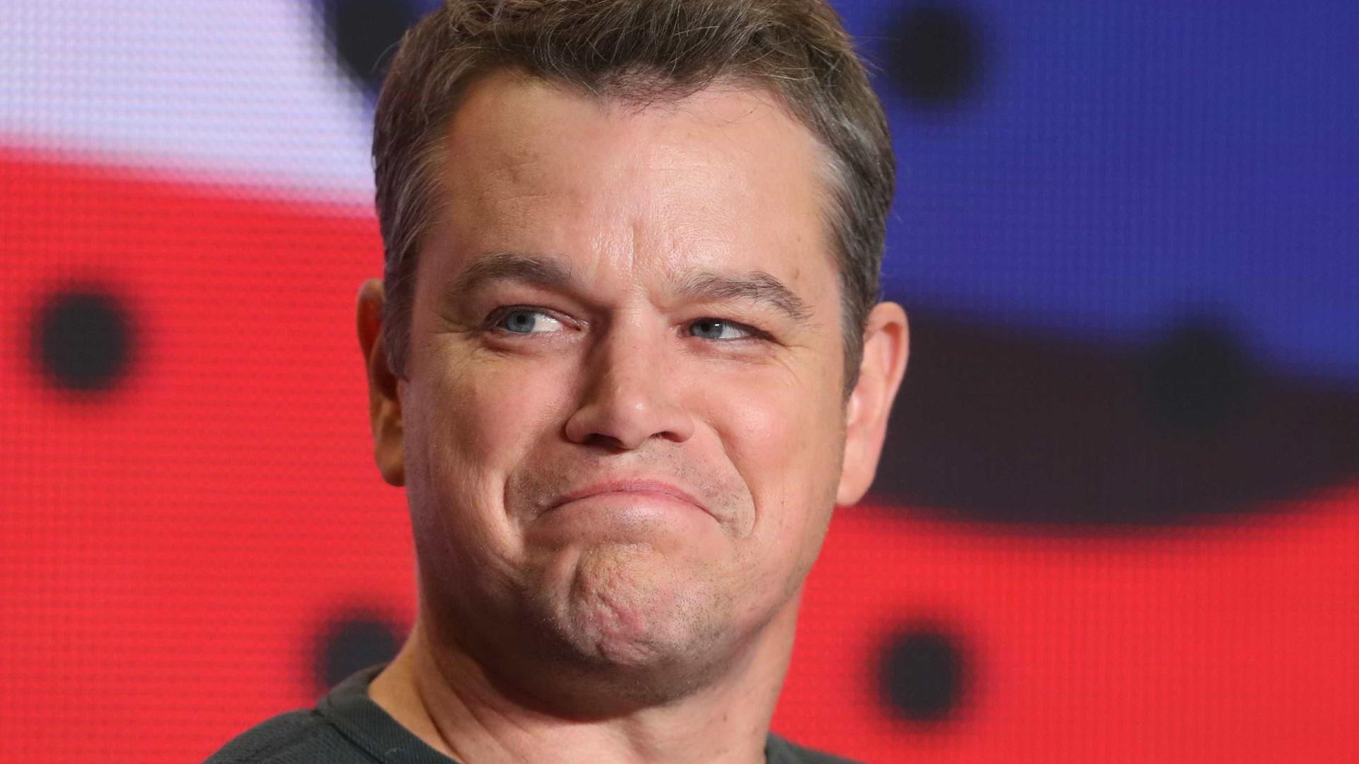 Matt Damon diz que recusou ser protagonista de 'Avatar'