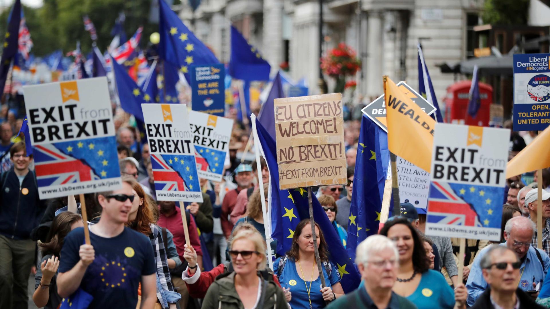 Brexit: Empresas britânicas estão mais pessimistas desde o referendo