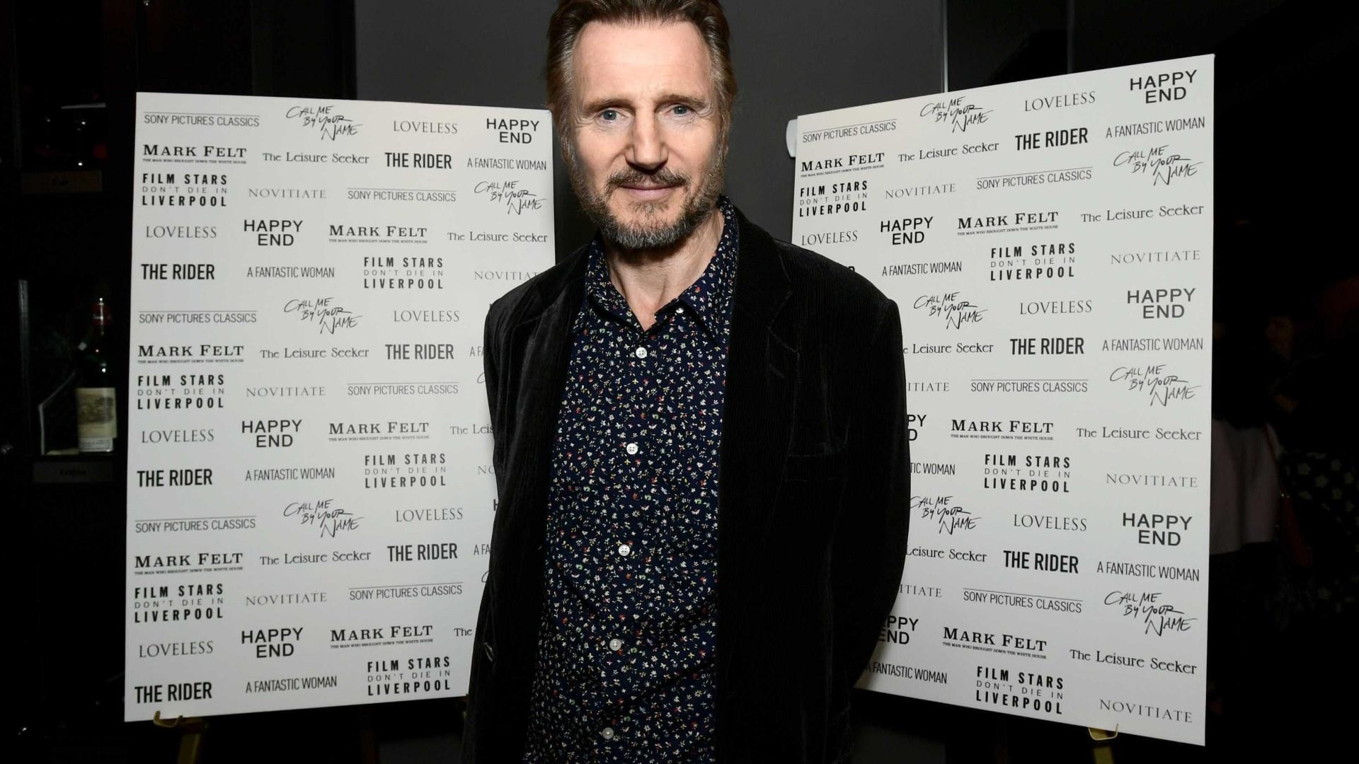 Colegas defendem o ator Liam Neeson e garantem que ele não é racista