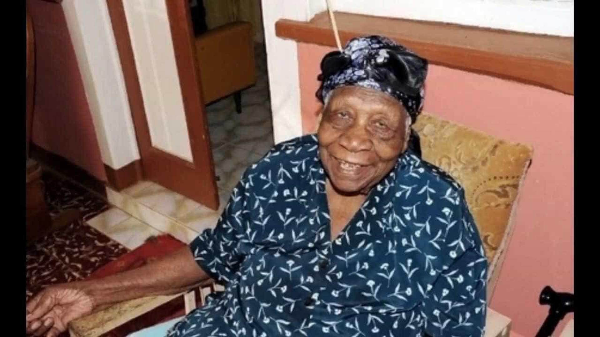 Morre, aos 117 anos, pessoa mais velha do mundo