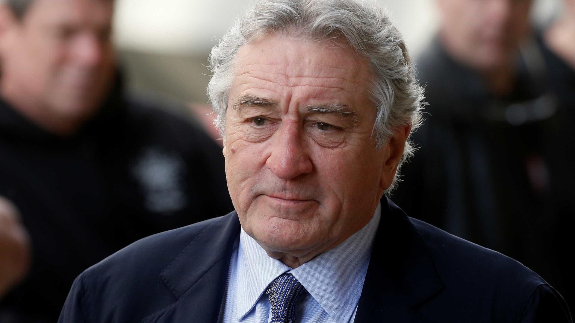 Robert De Niro acusado de assédio por ex-funcionária