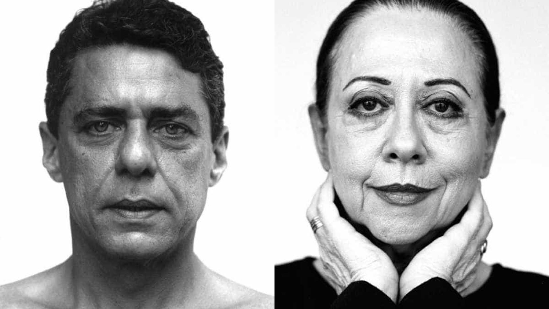 Fotógrafo Bob Wolfenson autografa livro de celebridades em São Paulo