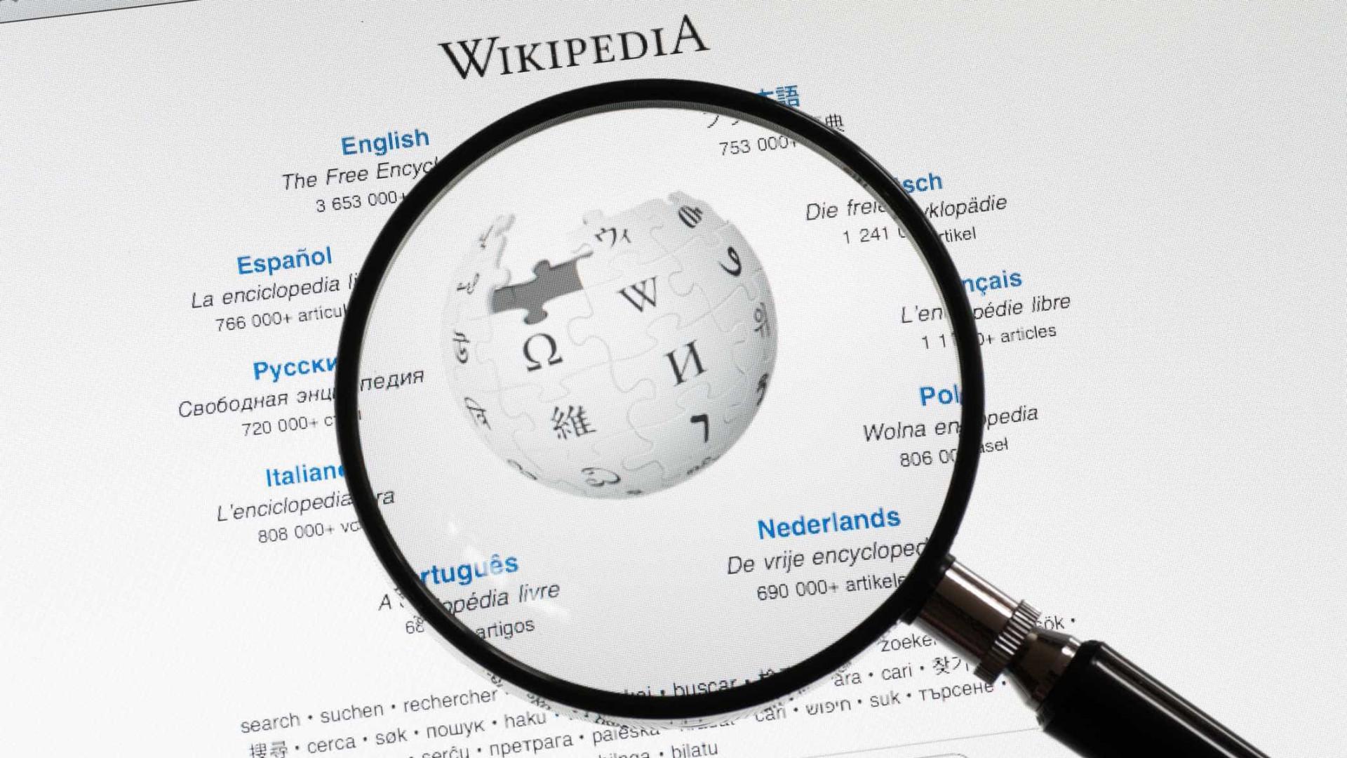 Wikipedia revela a lista dos artigos mais procurados em 2019