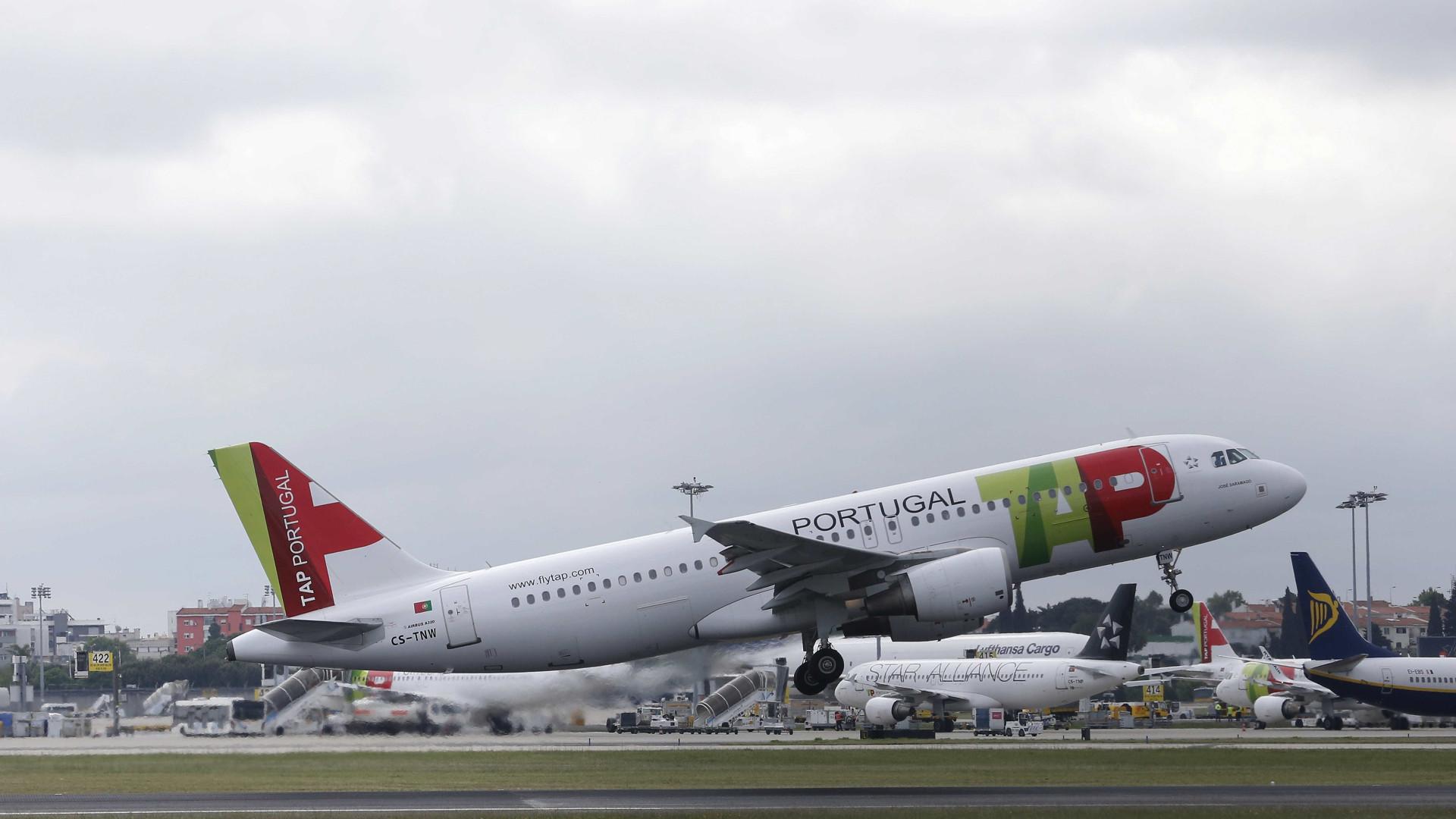 Passageiros de Portugal têm escala grátis em 5 cidades brasileiras