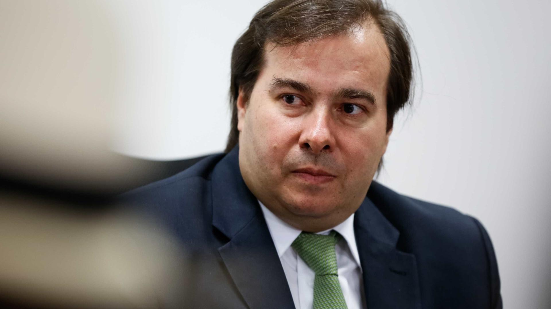 PF acusa Maia de corrupção, lavagem de dinheiro e 'caixa três'