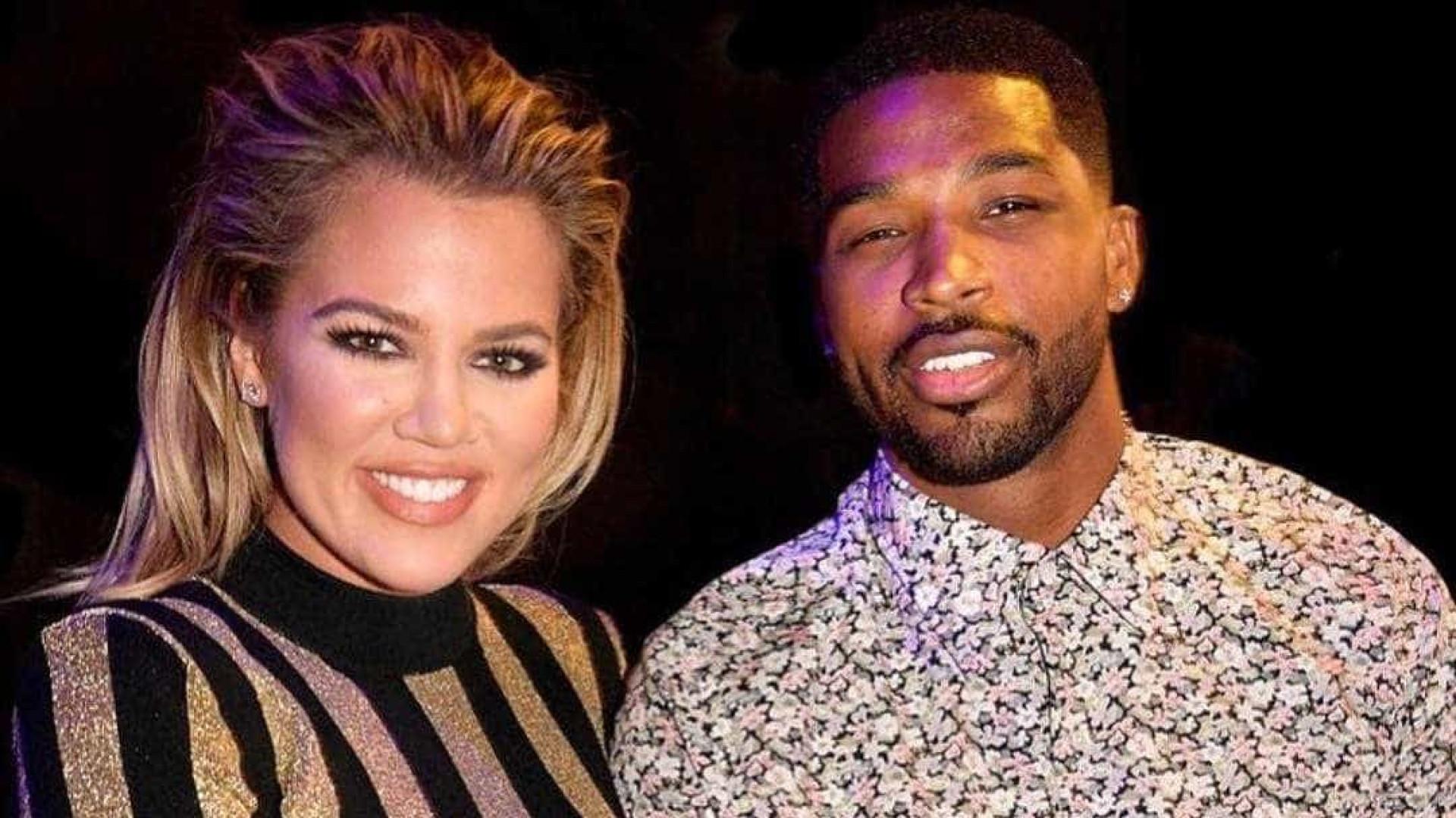 Amigos revelam que Khloé Kardashian e Tristan Thompson estão separados